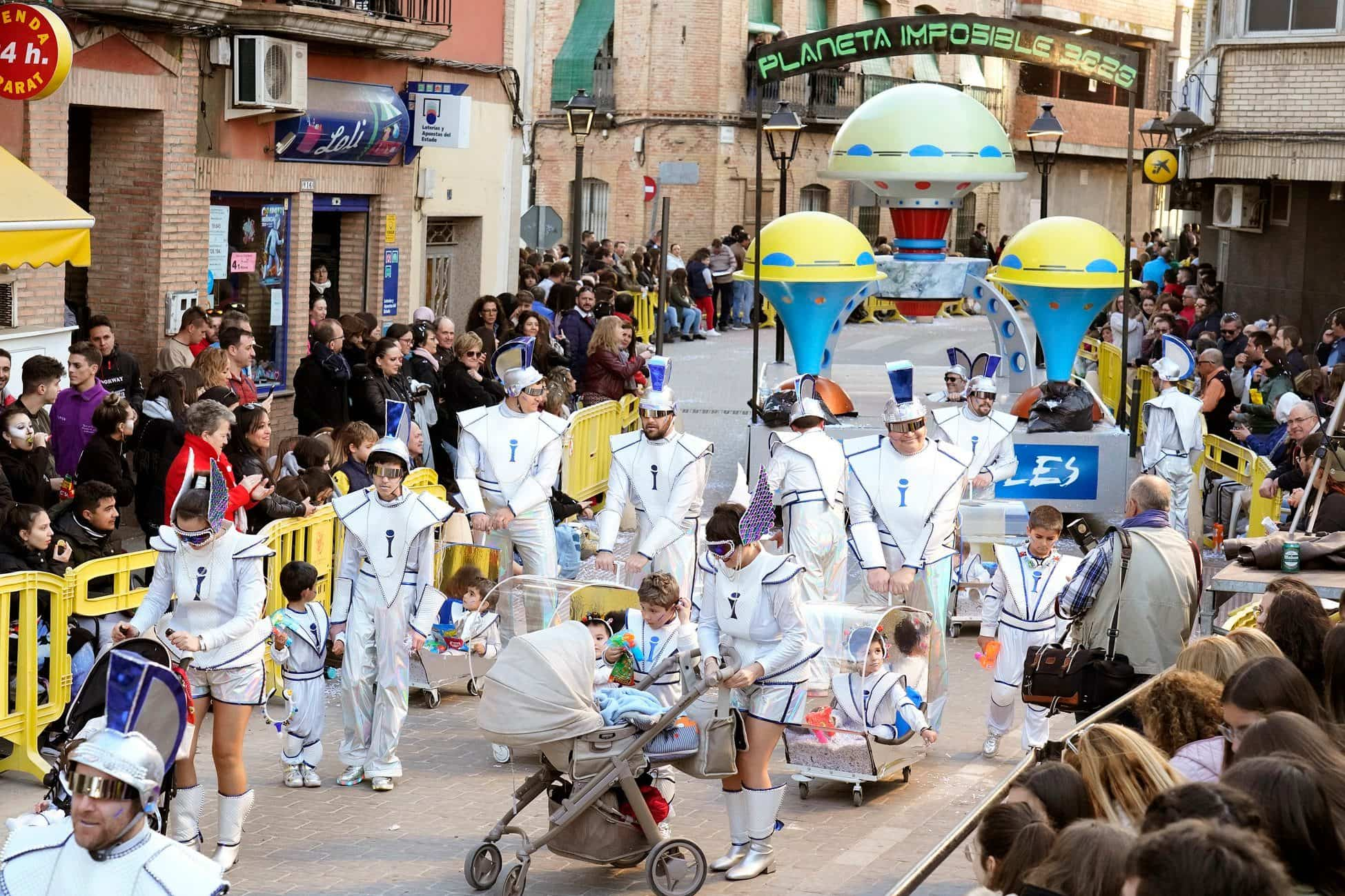 Selección de fotografías del Ofertorio del Carnaval de Herencia 560