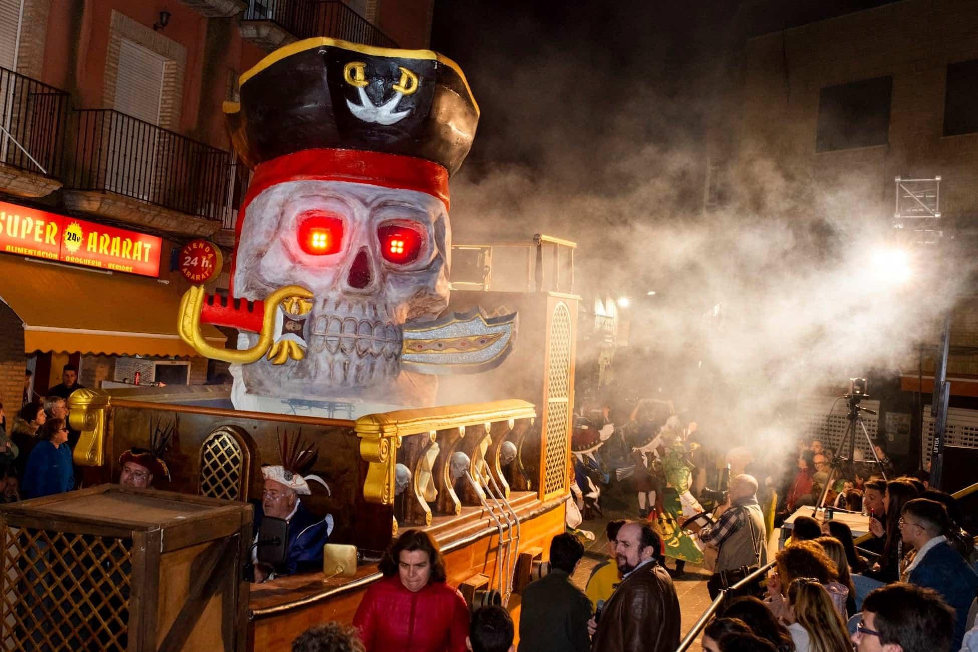 Selección de fotografías del Ofertorio del Carnaval de Herencia 542