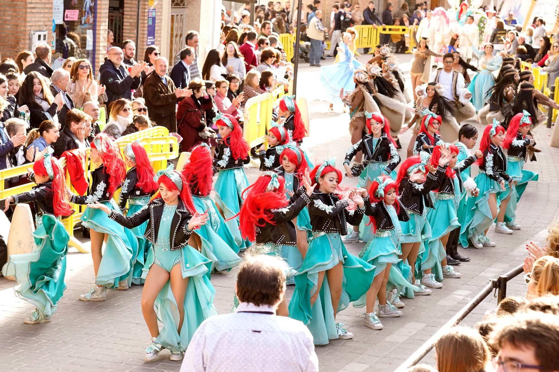 Selección de fotografías del Ofertorio del Carnaval de Herencia 541