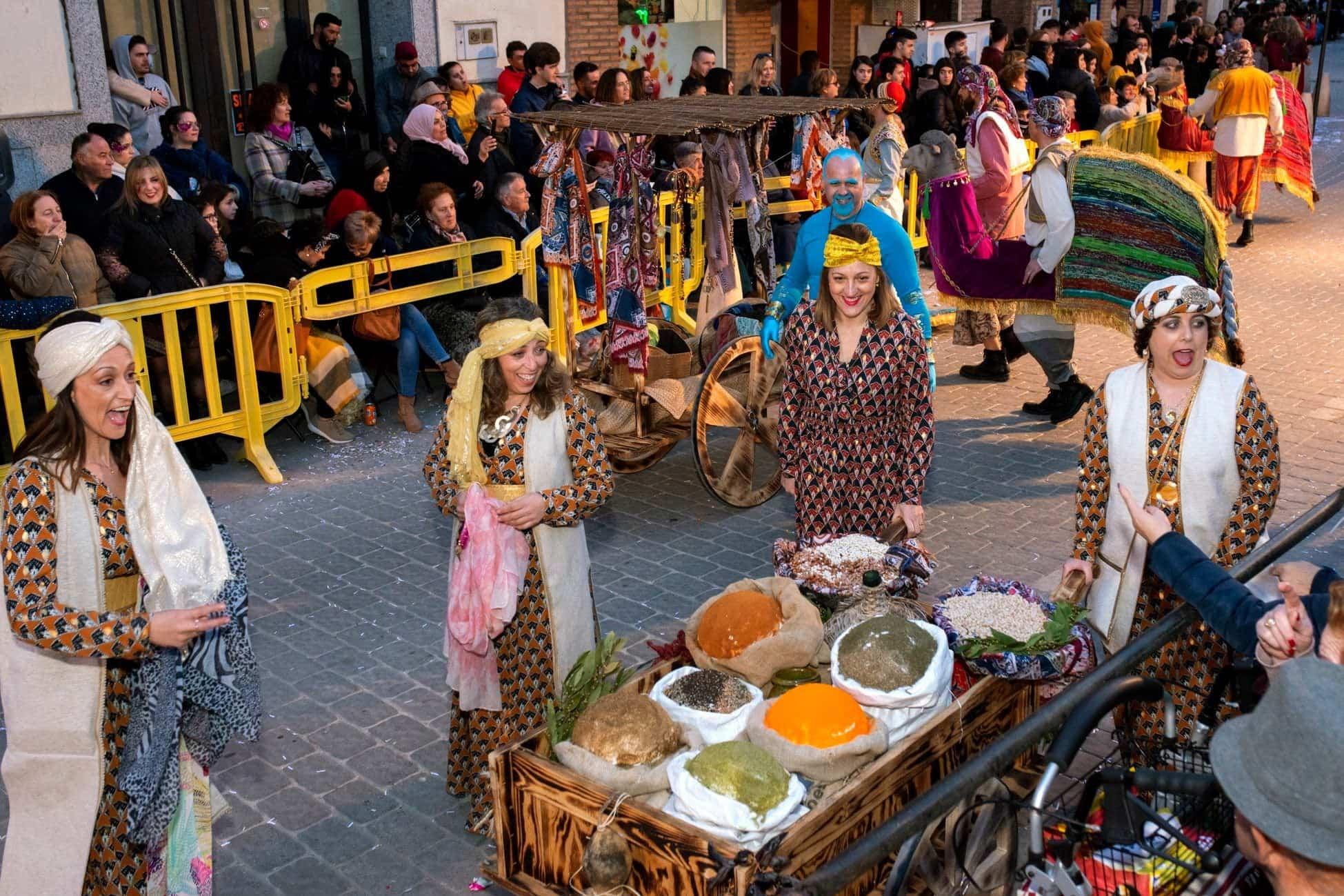 Selección de fotografías del Ofertorio del Carnaval de Herencia 539