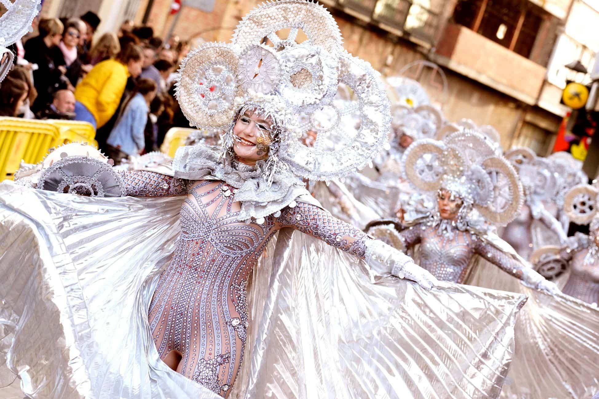 Carnaval de herencia 2020 ofertorio 25 - Selección de fotografías del Ofertorio del Carnaval de Herencia
