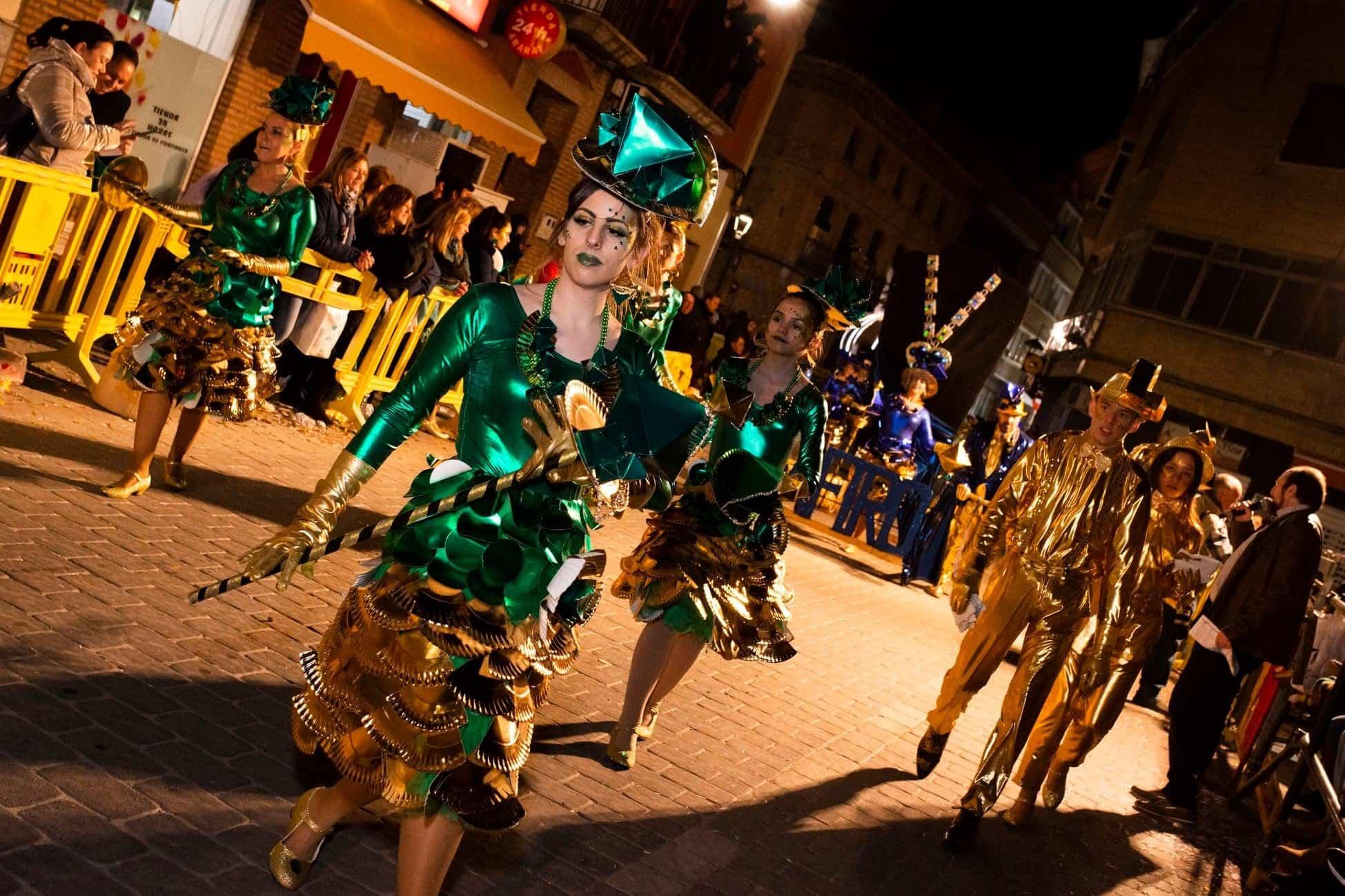 Selección de fotografías del Ofertorio del Carnaval de Herencia 536
