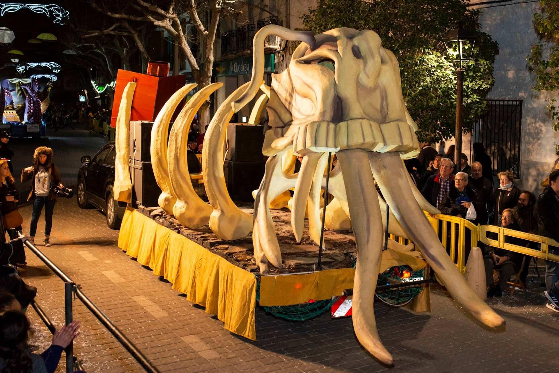 Selección de fotografías del Ofertorio del Carnaval de Herencia 535