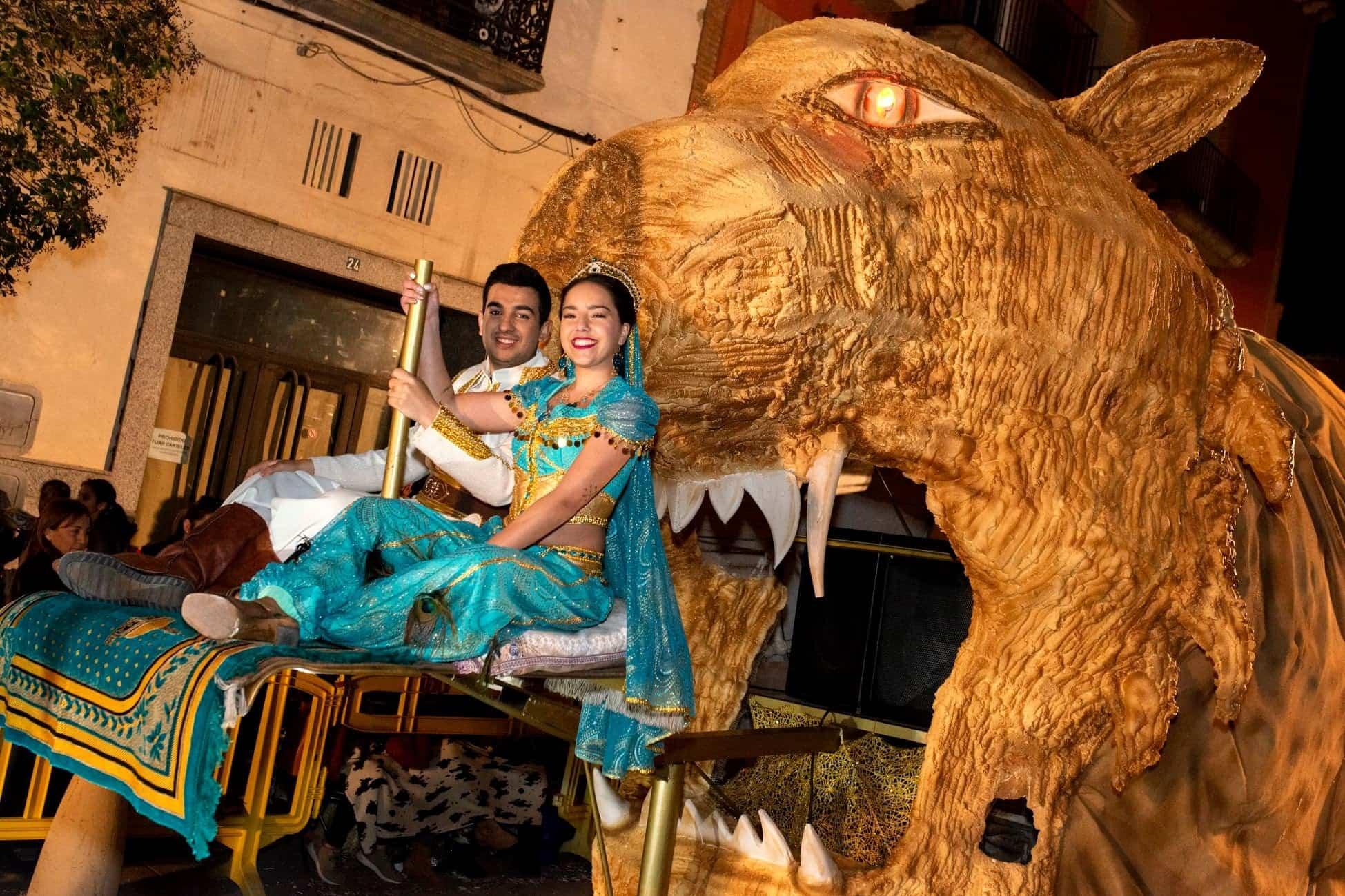 Selección de fotografías del Ofertorio del Carnaval de Herencia 534