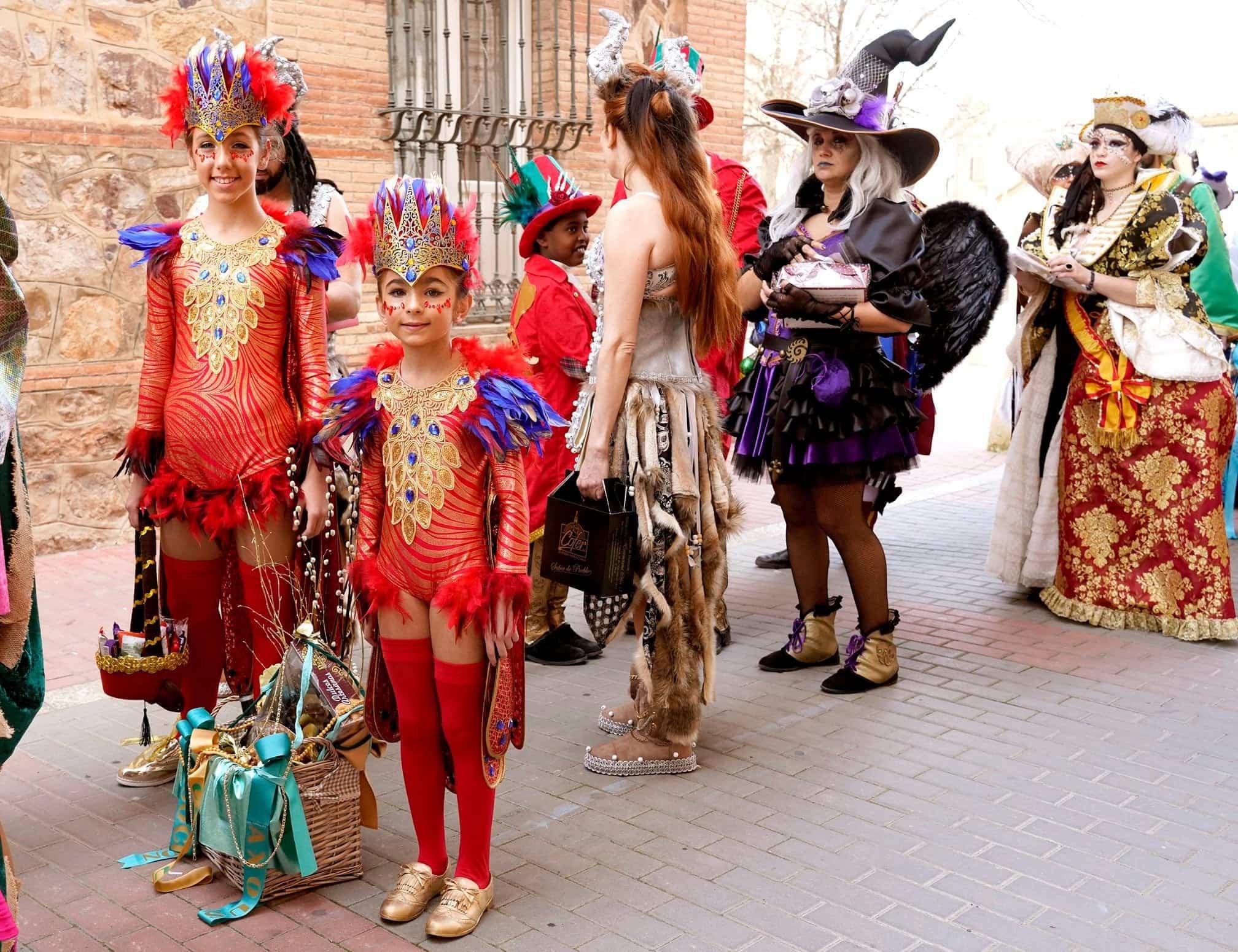 Selección de fotografías del Ofertorio del Carnaval de Herencia 533