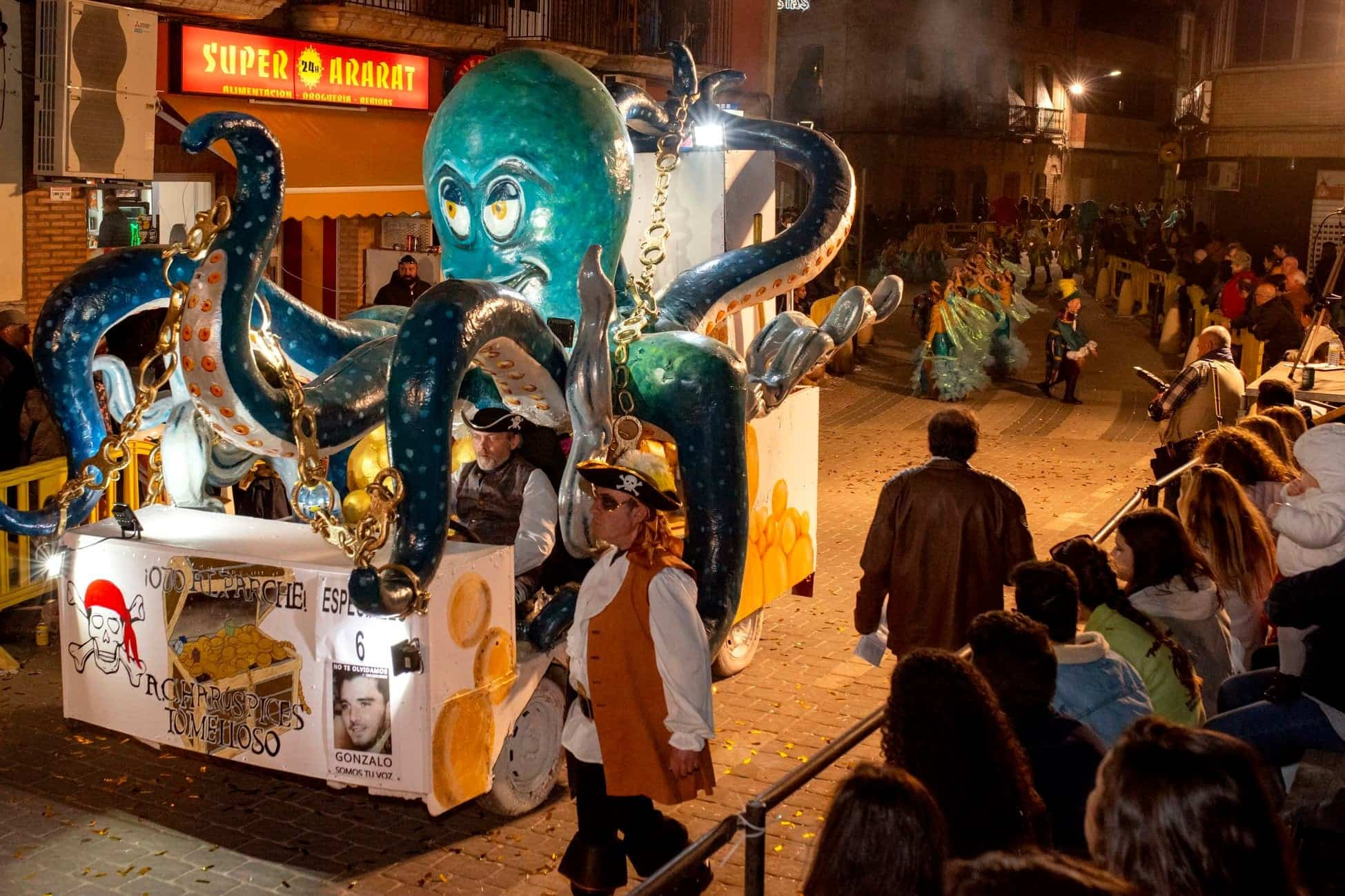 Selección de fotografías del Ofertorio del Carnaval de Herencia 559