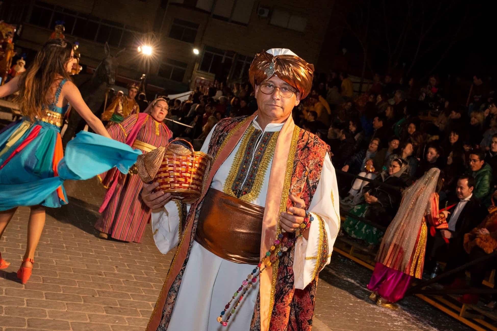 Selección de fotografías del Ofertorio del Carnaval de Herencia 532