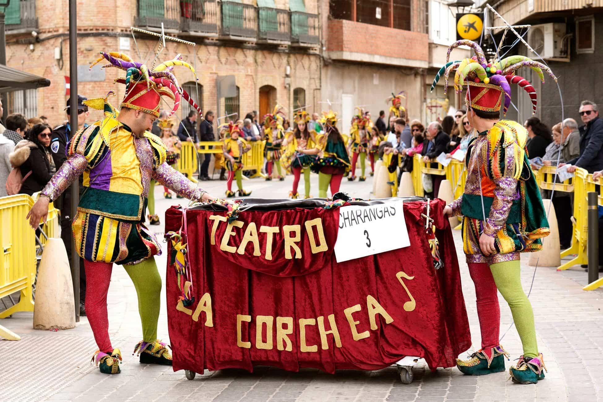 Carnaval de herencia 2020 ofertorio 31 - Selección de fotografías del Ofertorio del Carnaval de Herencia