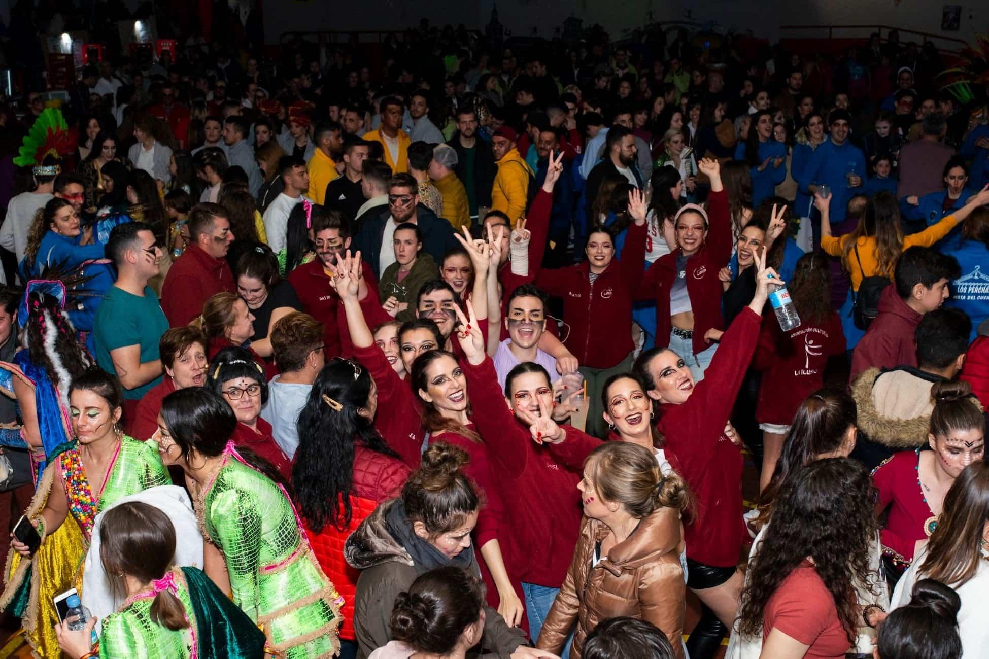 Selección de fotografías del Ofertorio del Carnaval de Herencia 530