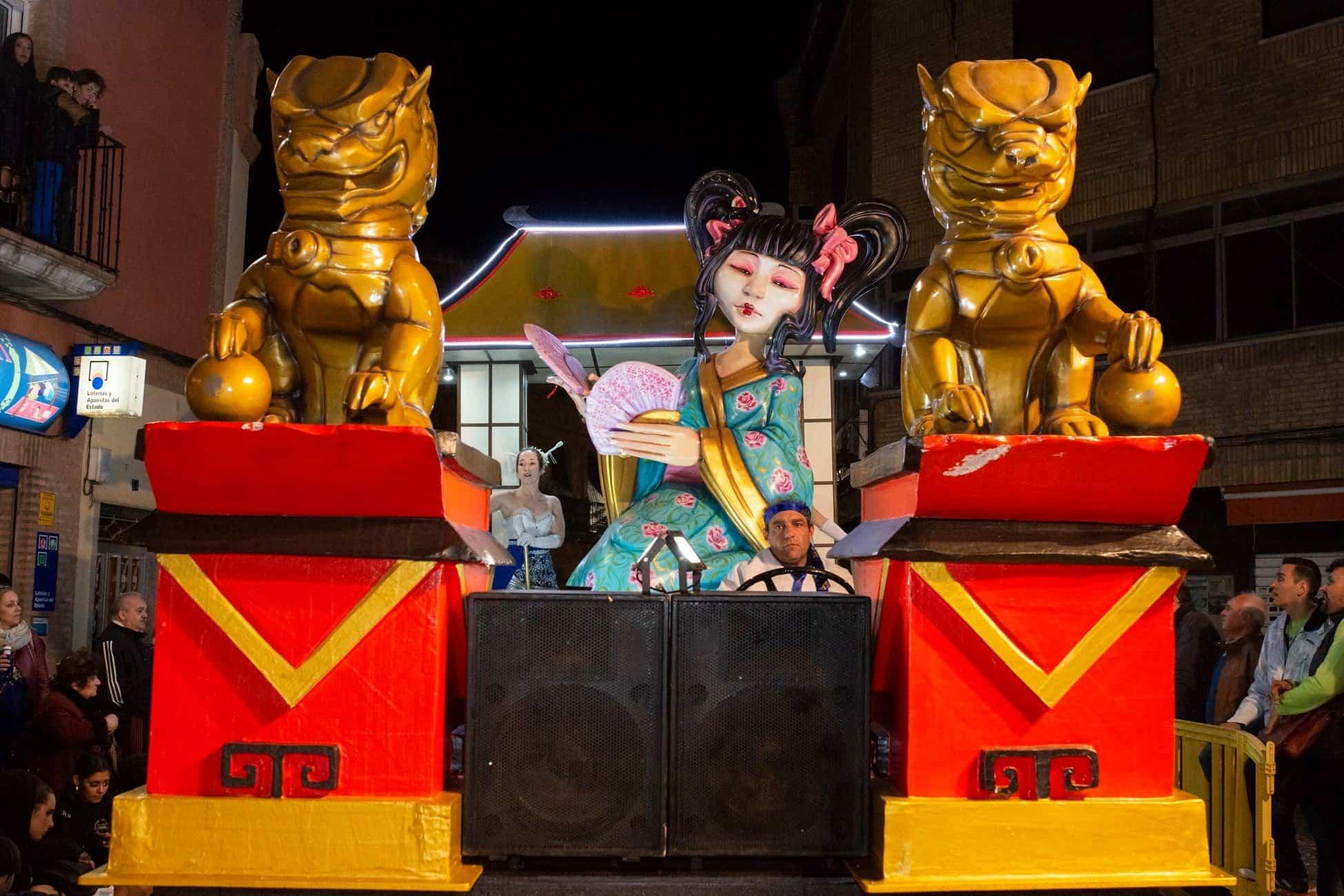 Carnaval de herencia 2020 ofertorio 34 - Selección de fotografías del Ofertorio del Carnaval de Herencia