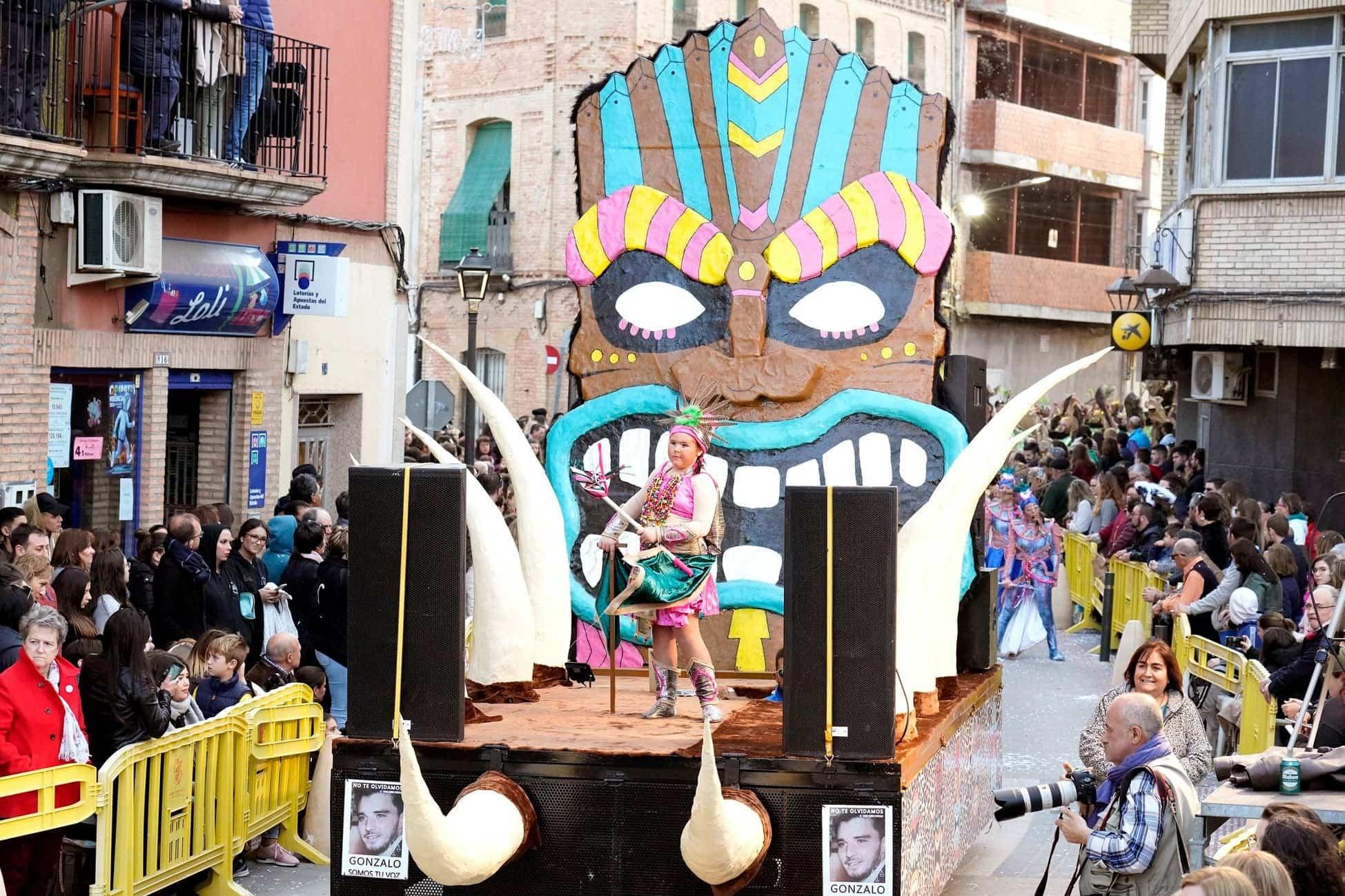 Carnaval de herencia 2020 ofertorio 36 - Selección de fotografías del Ofertorio del Carnaval de Herencia