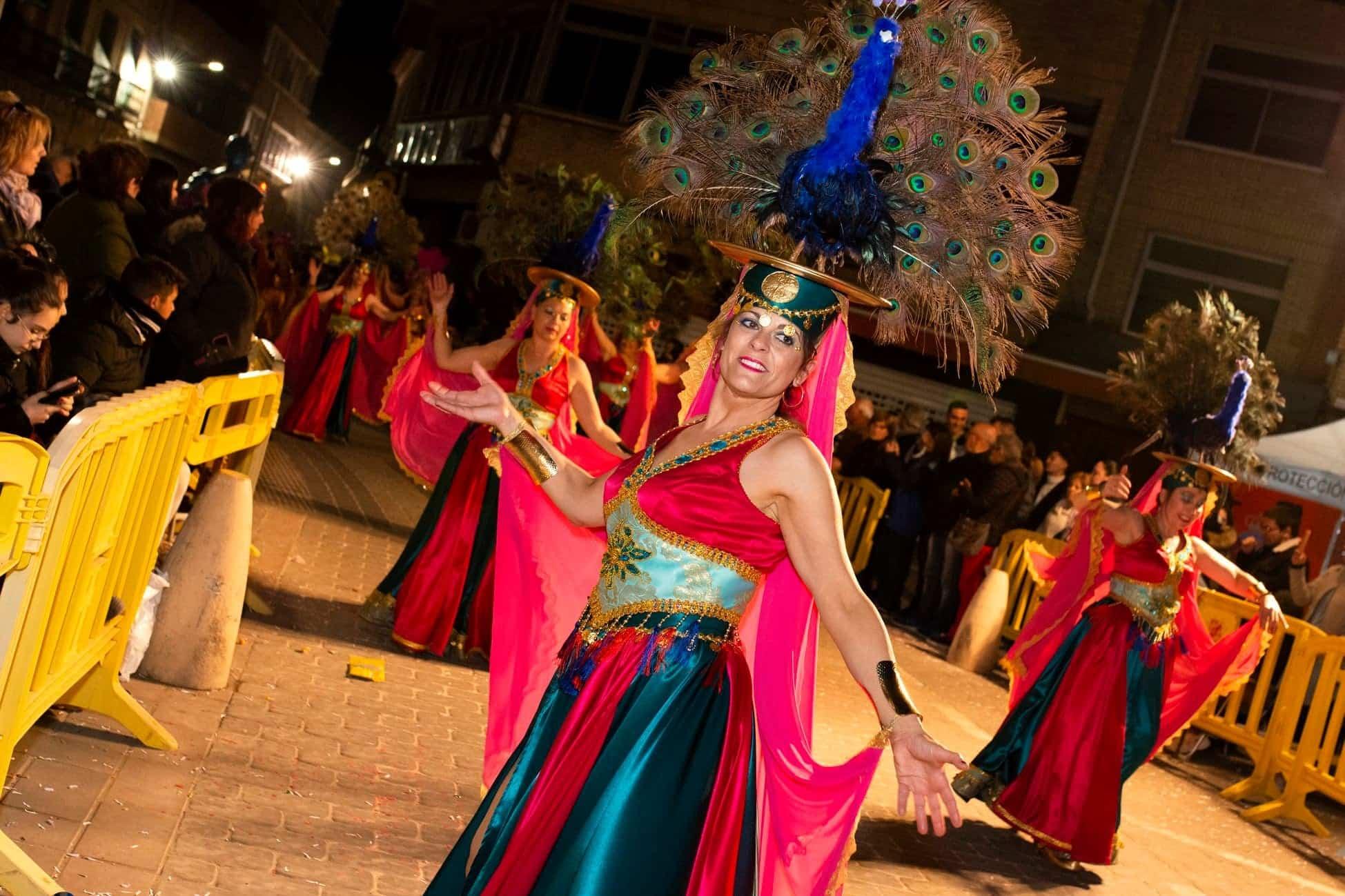 Selección de fotografías del Ofertorio del Carnaval de Herencia 525