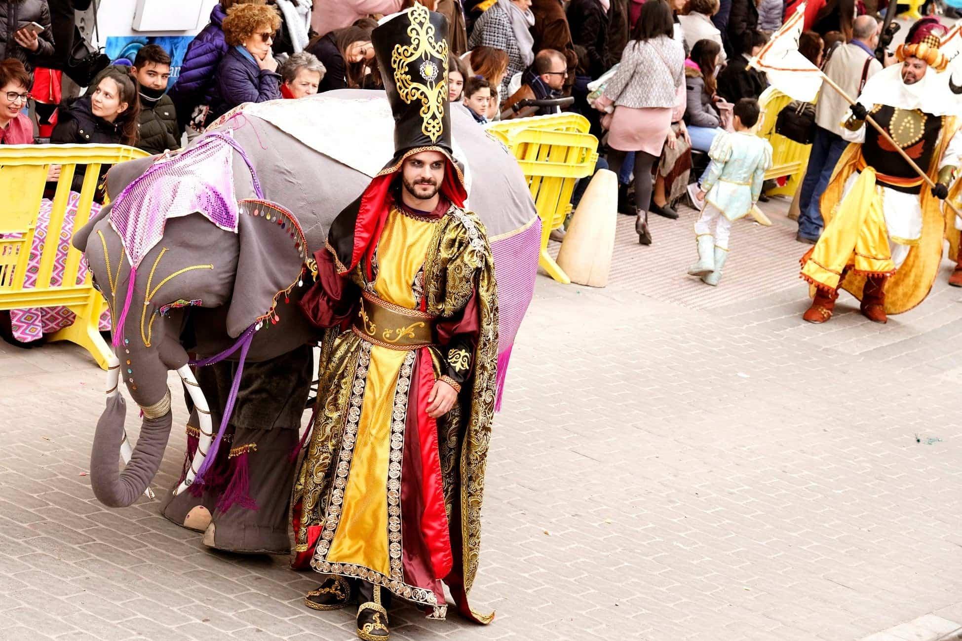 Carnaval de herencia 2020 ofertorio 38 - Selección de fotografías del Ofertorio del Carnaval de Herencia