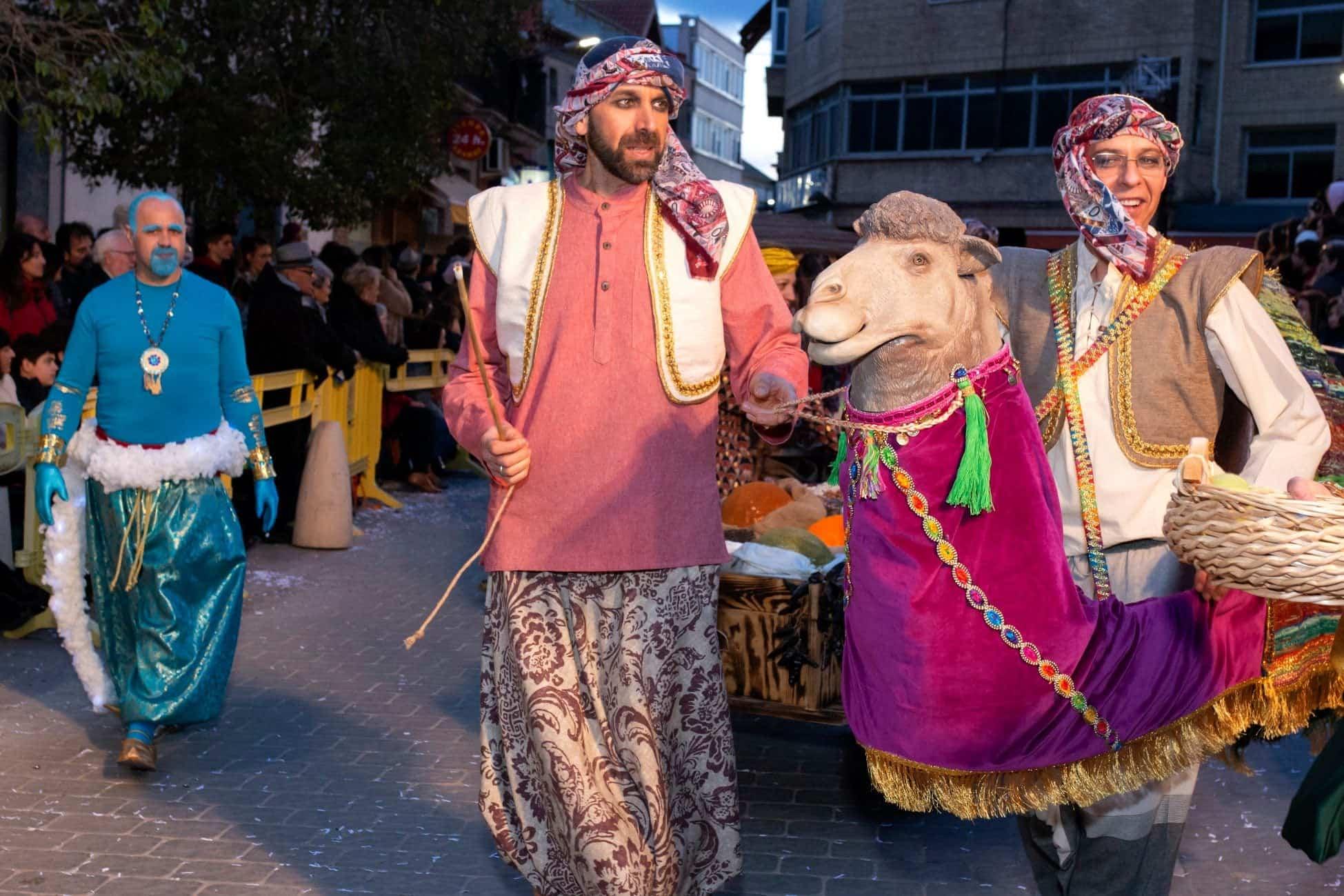 Selección de fotografías del Ofertorio del Carnaval de Herencia 523