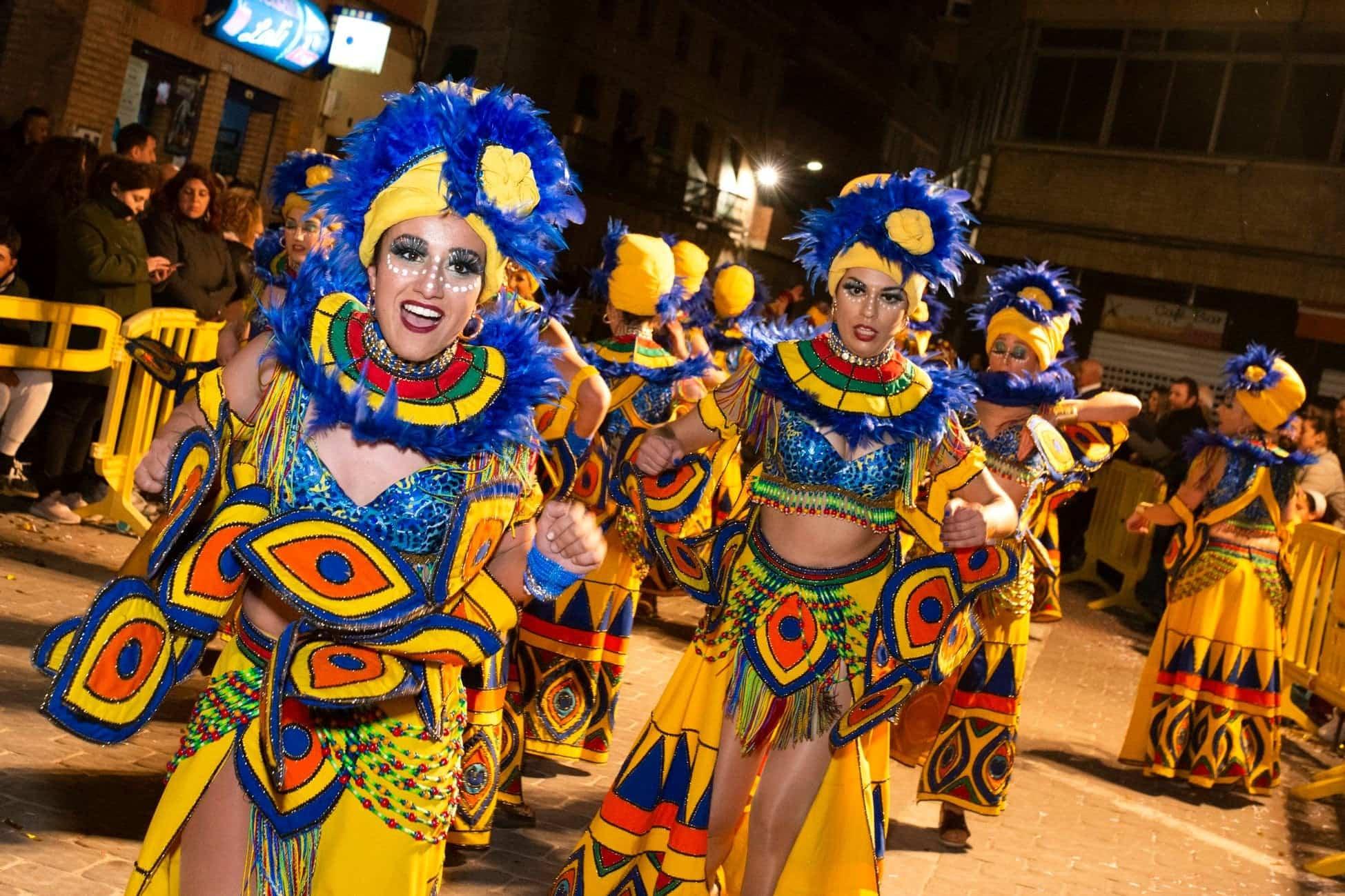 Selección de fotografías del Ofertorio del Carnaval de Herencia 522