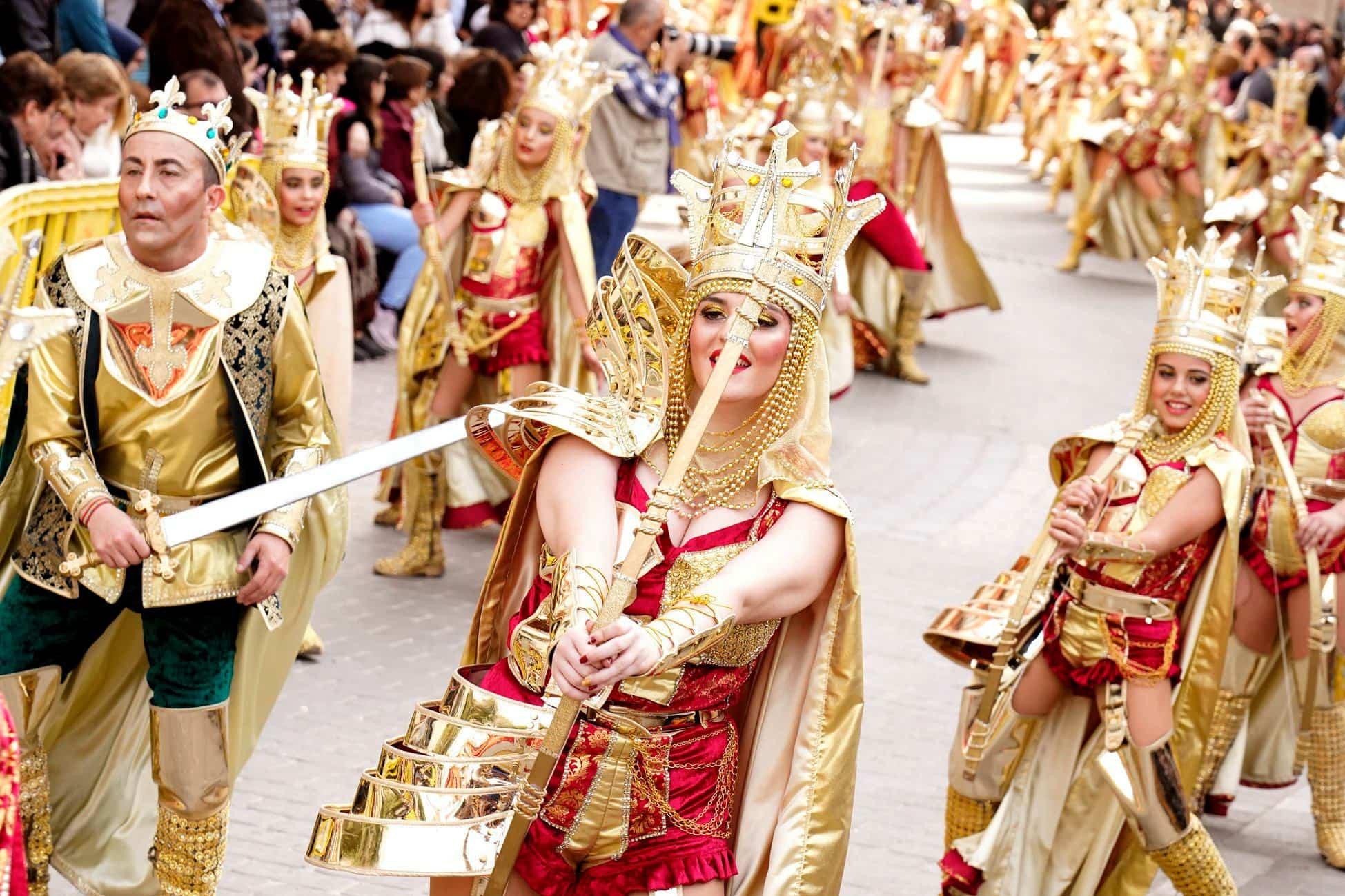 Selección de fotografías del Ofertorio del Carnaval de Herencia 521