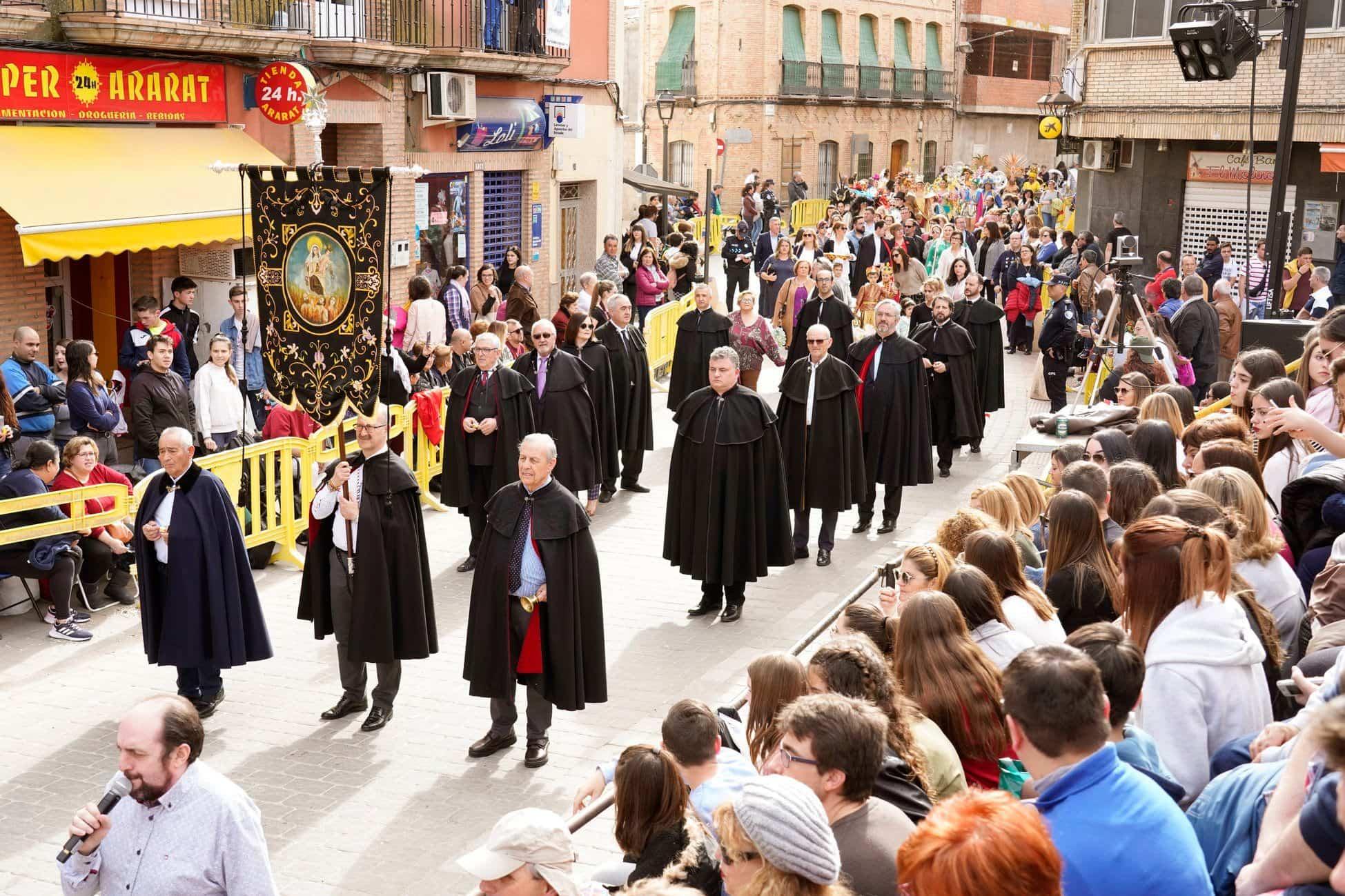 Selección de fotografías del Ofertorio del Carnaval de Herencia 520