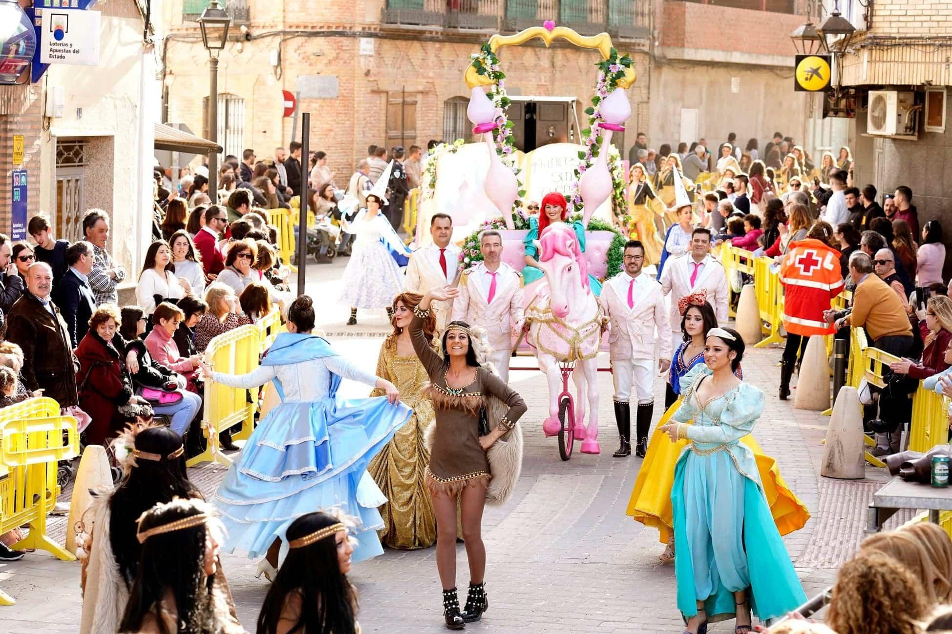 Selección de fotografías del Ofertorio del Carnaval de Herencia 519