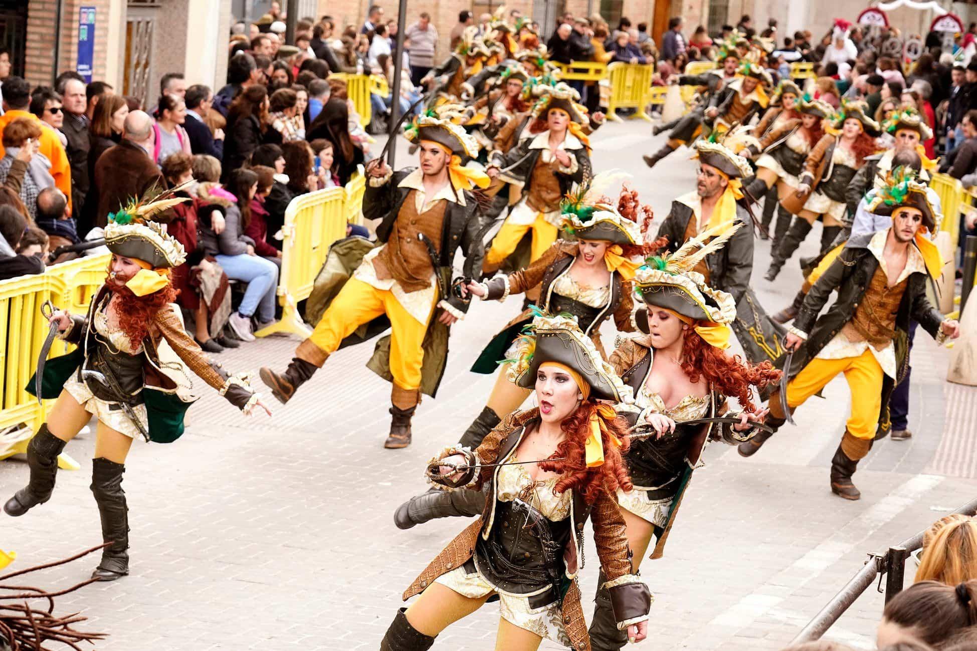 Selección de fotografías del Ofertorio del Carnaval de Herencia 518