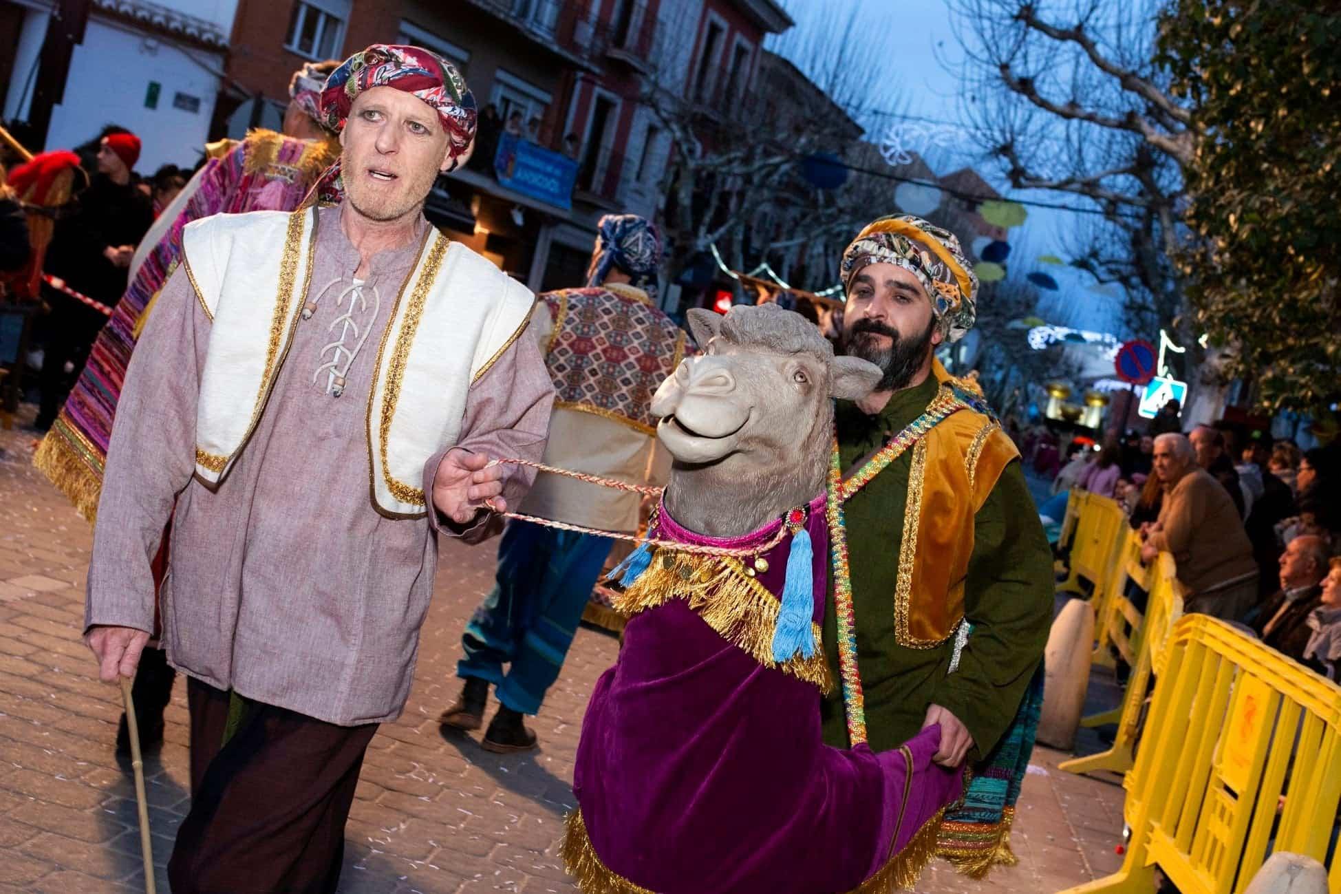 Selección de fotografías del Ofertorio del Carnaval de Herencia 517