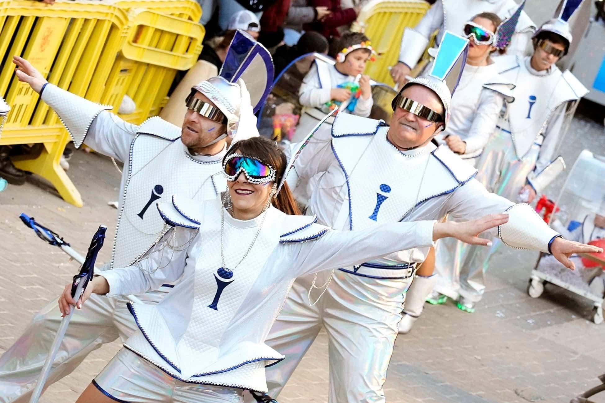 Selección de fotografías del Ofertorio del Carnaval de Herencia 516
