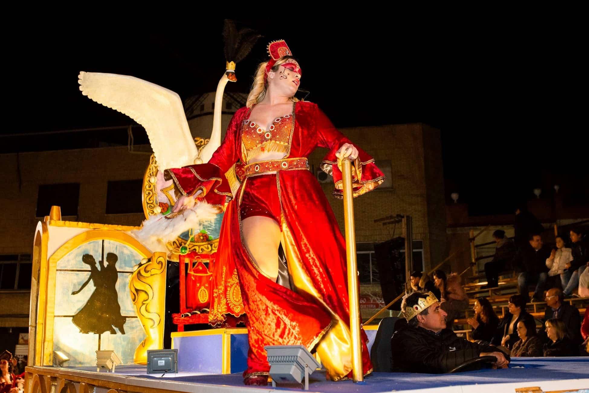 Selección de fotografías del Ofertorio del Carnaval de Herencia 515