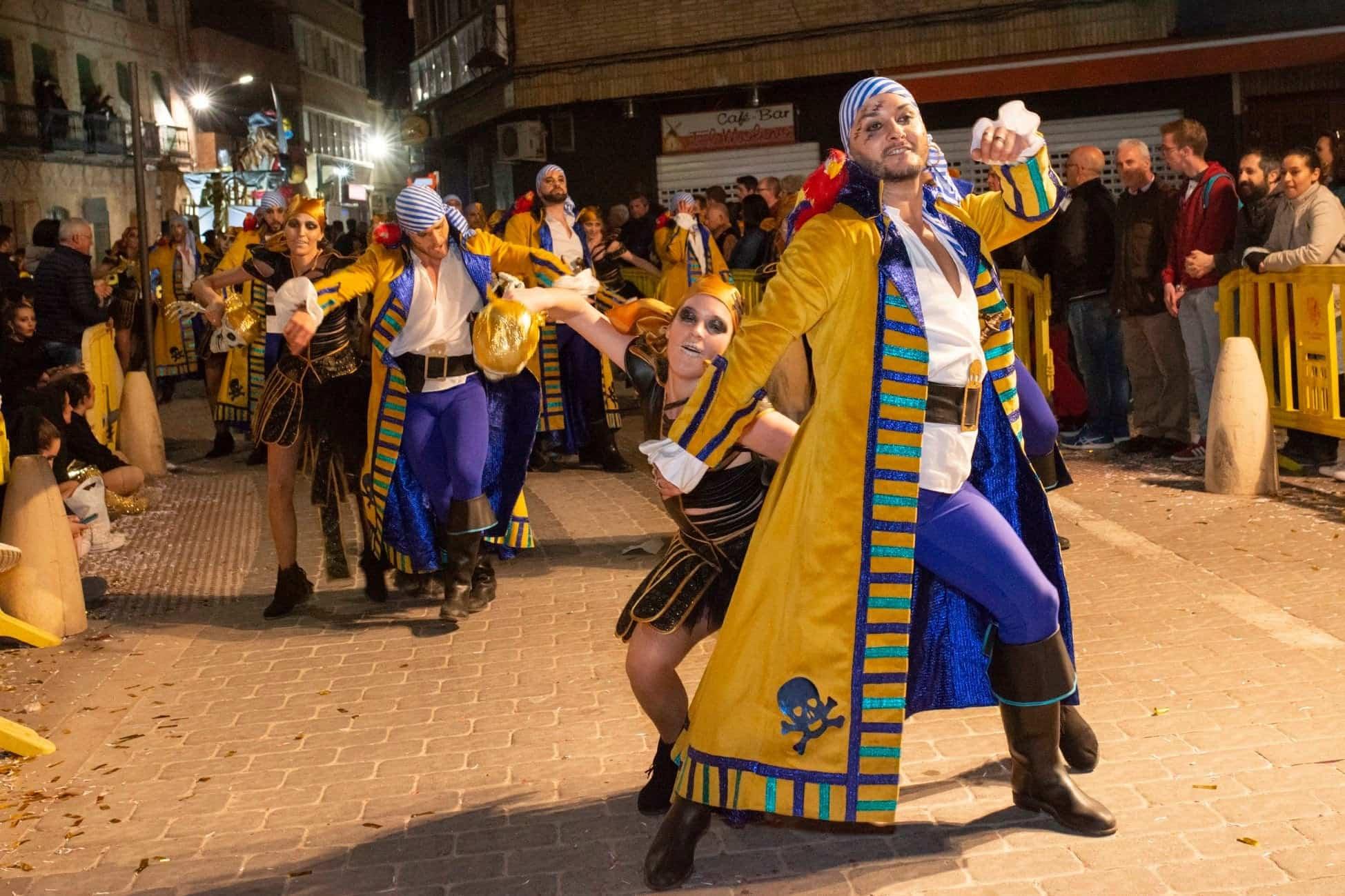 Selección de fotografías del Ofertorio del Carnaval de Herencia 514