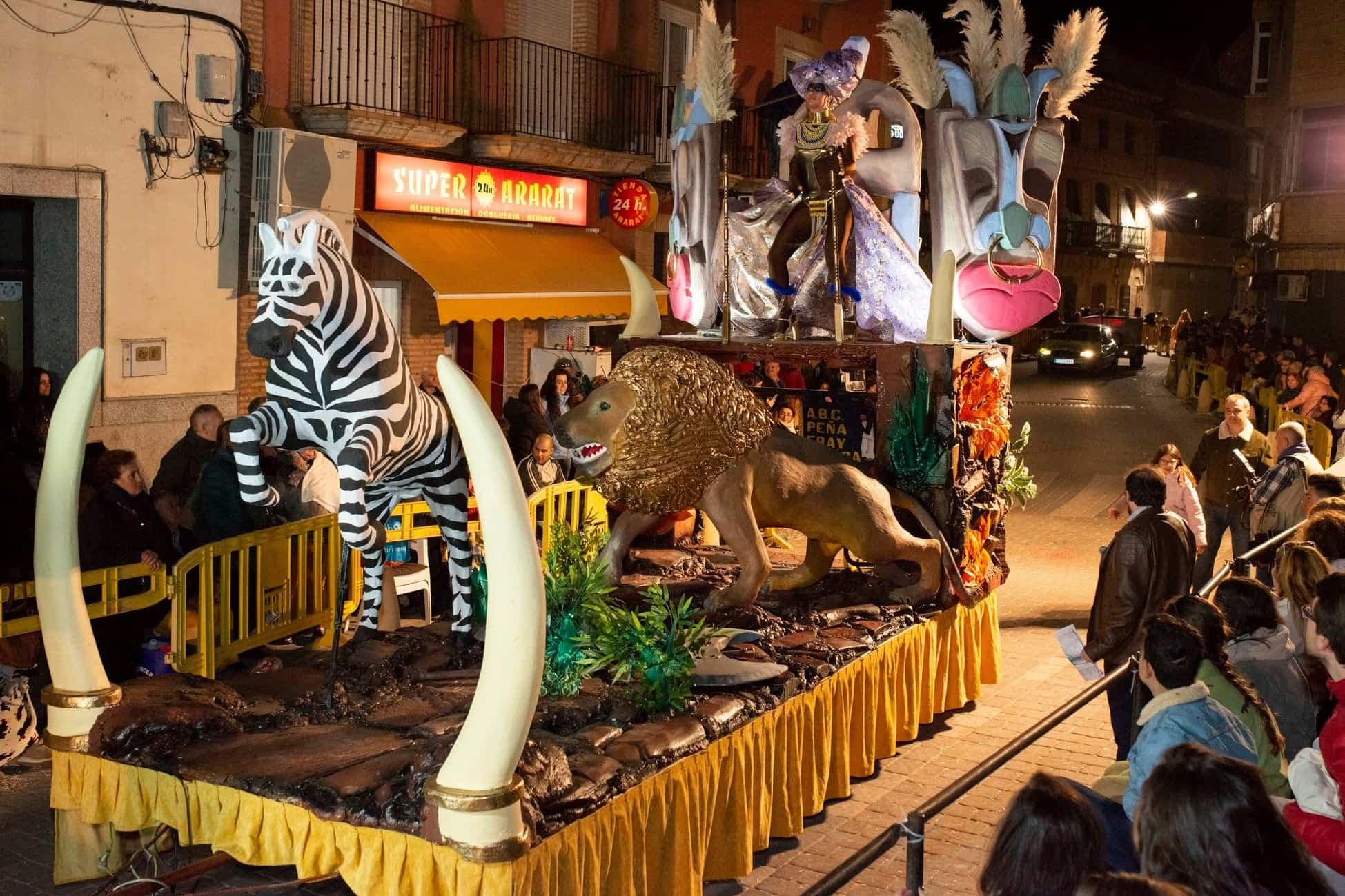 Carnaval de herencia 2020 ofertorio 49 - Selección de fotografías del Ofertorio del Carnaval de Herencia