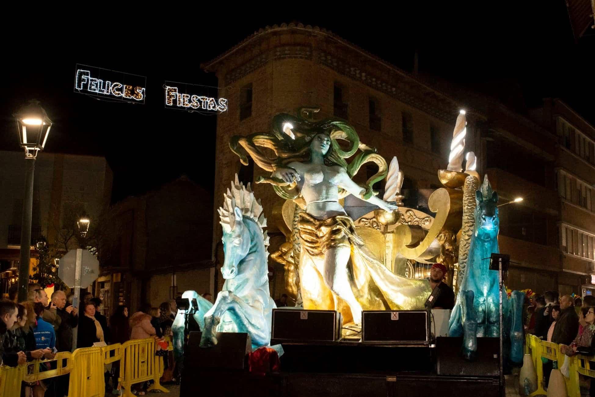 Selección de fotografías del Ofertorio del Carnaval de Herencia 557