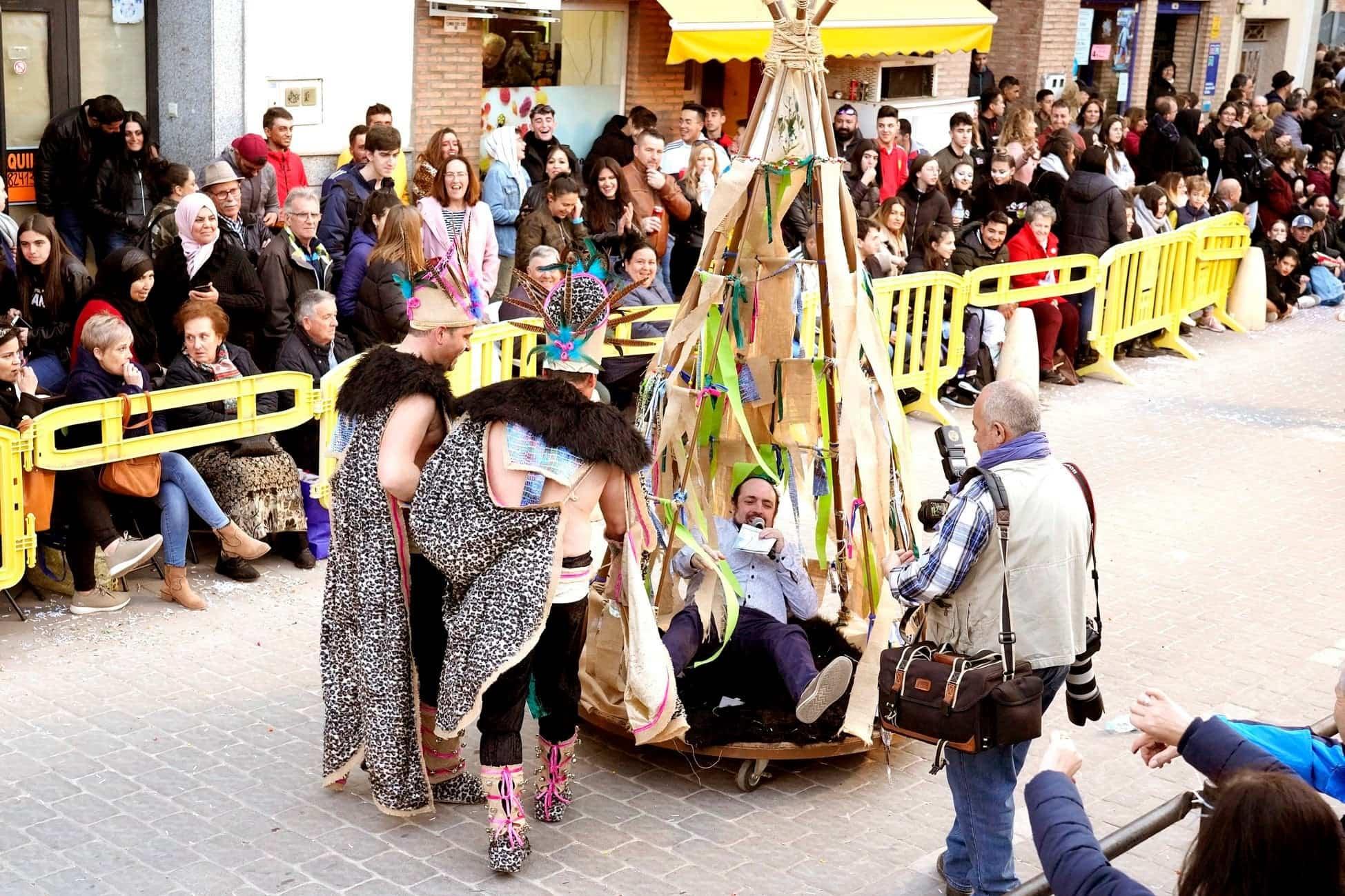 Selección de fotografías del Ofertorio del Carnaval de Herencia 511