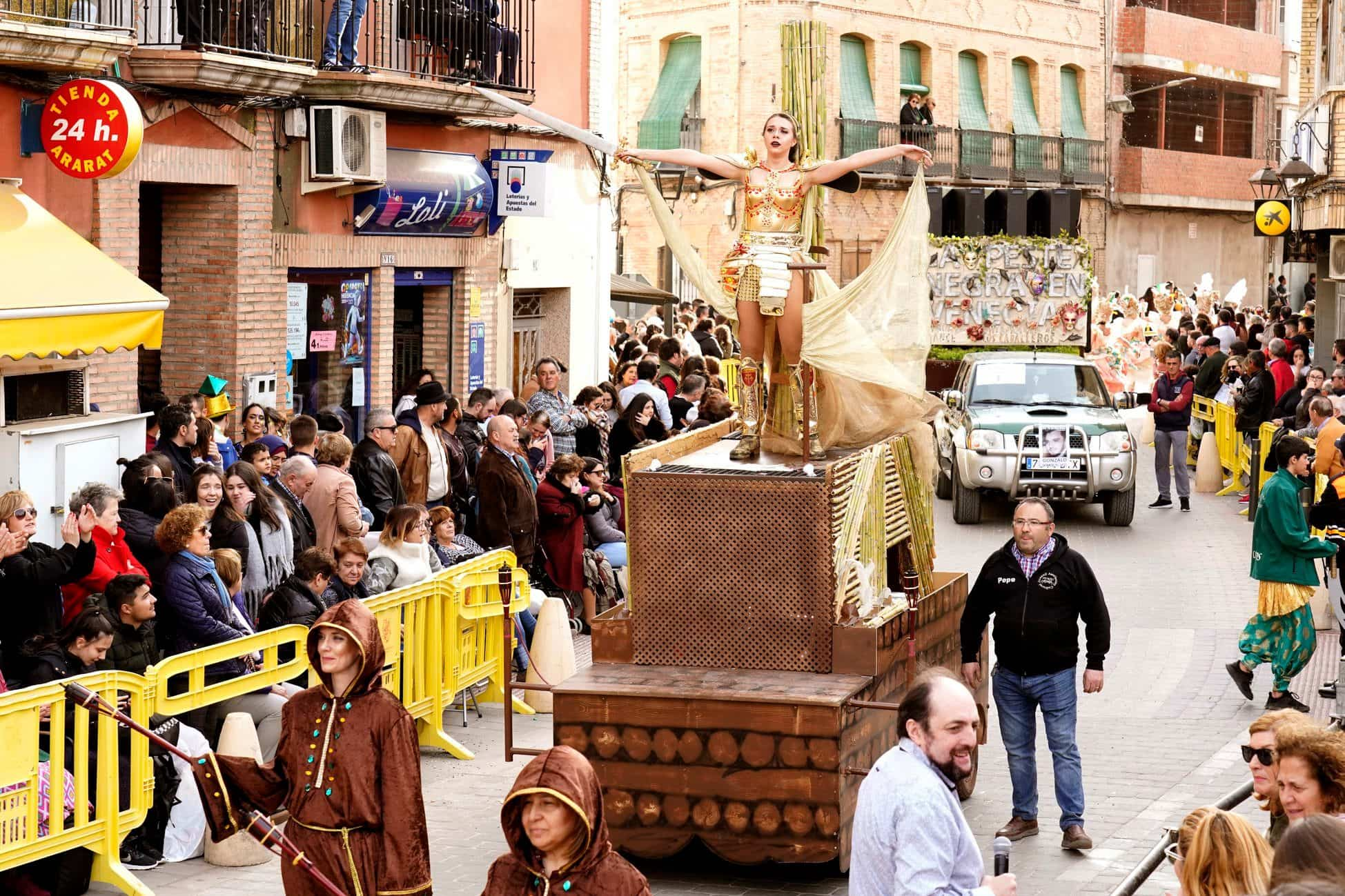 Selección de fotografías del Ofertorio del Carnaval de Herencia 510