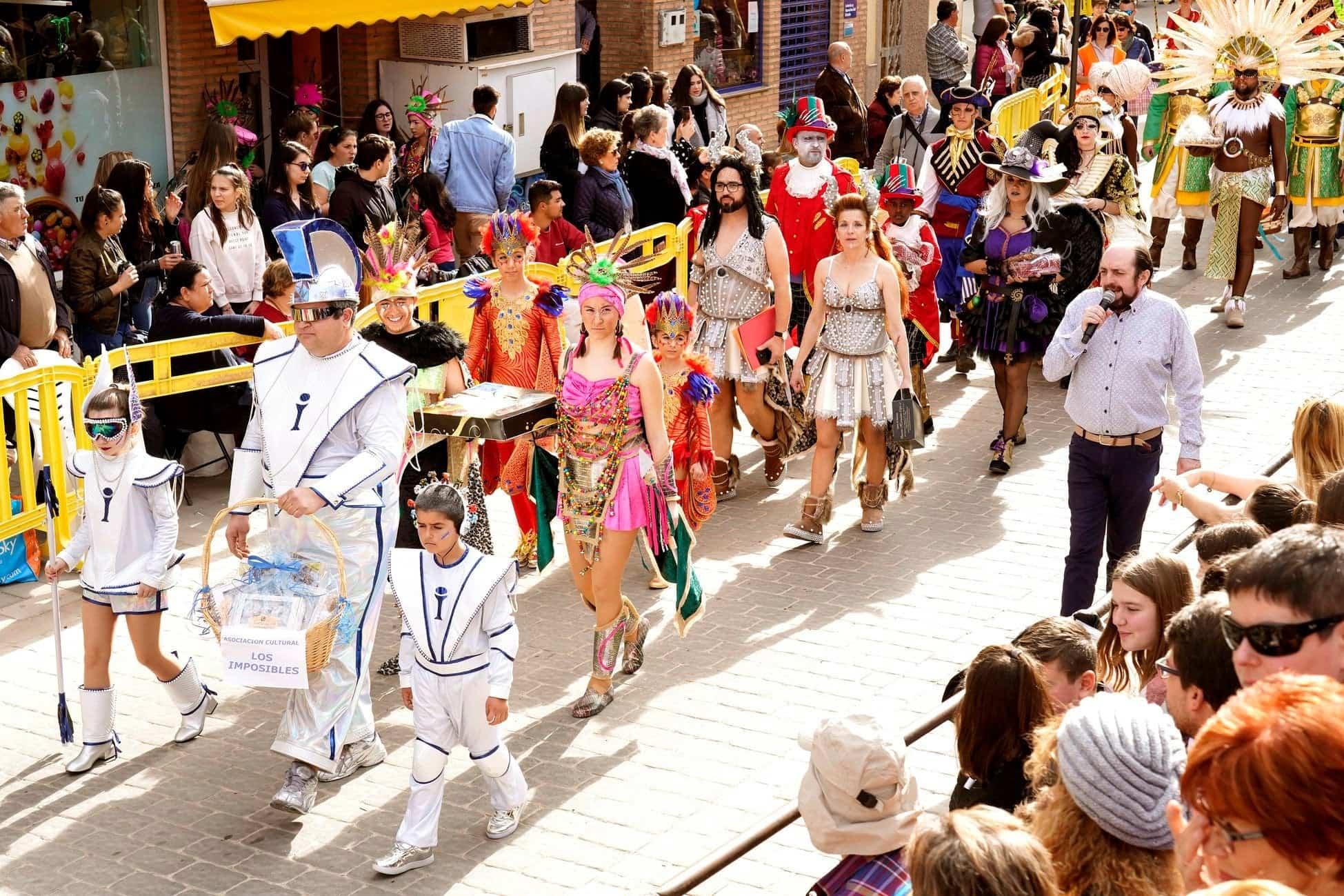 Selección de fotografías del Ofertorio del Carnaval de Herencia 508
