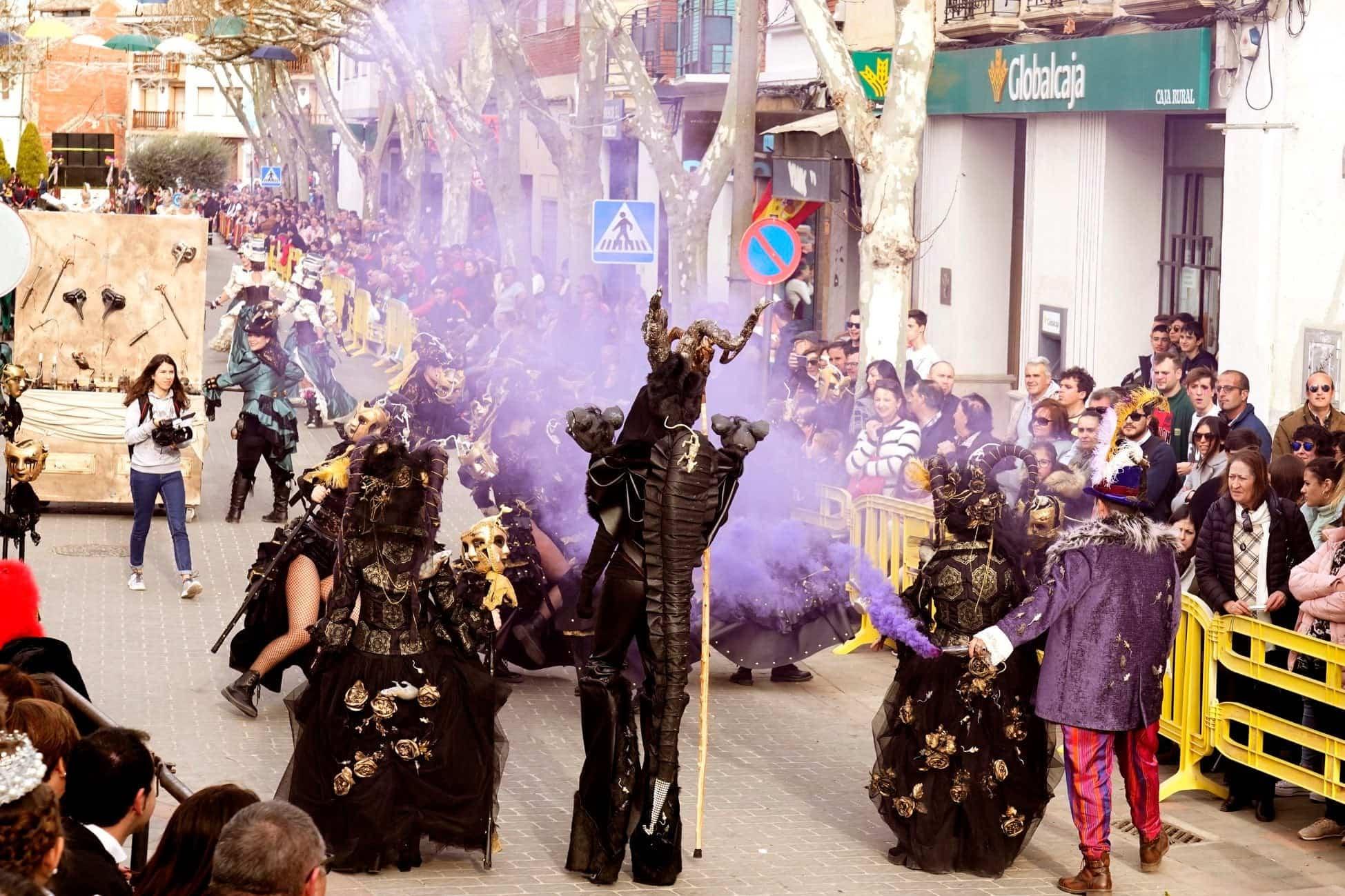 Selección de fotografías del Ofertorio del Carnaval de Herencia 507