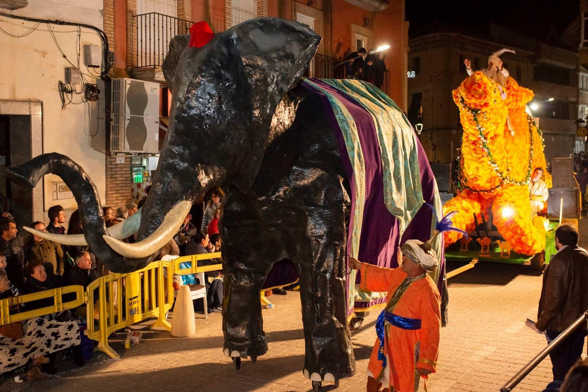 Selección de fotografías del Ofertorio del Carnaval de Herencia 506