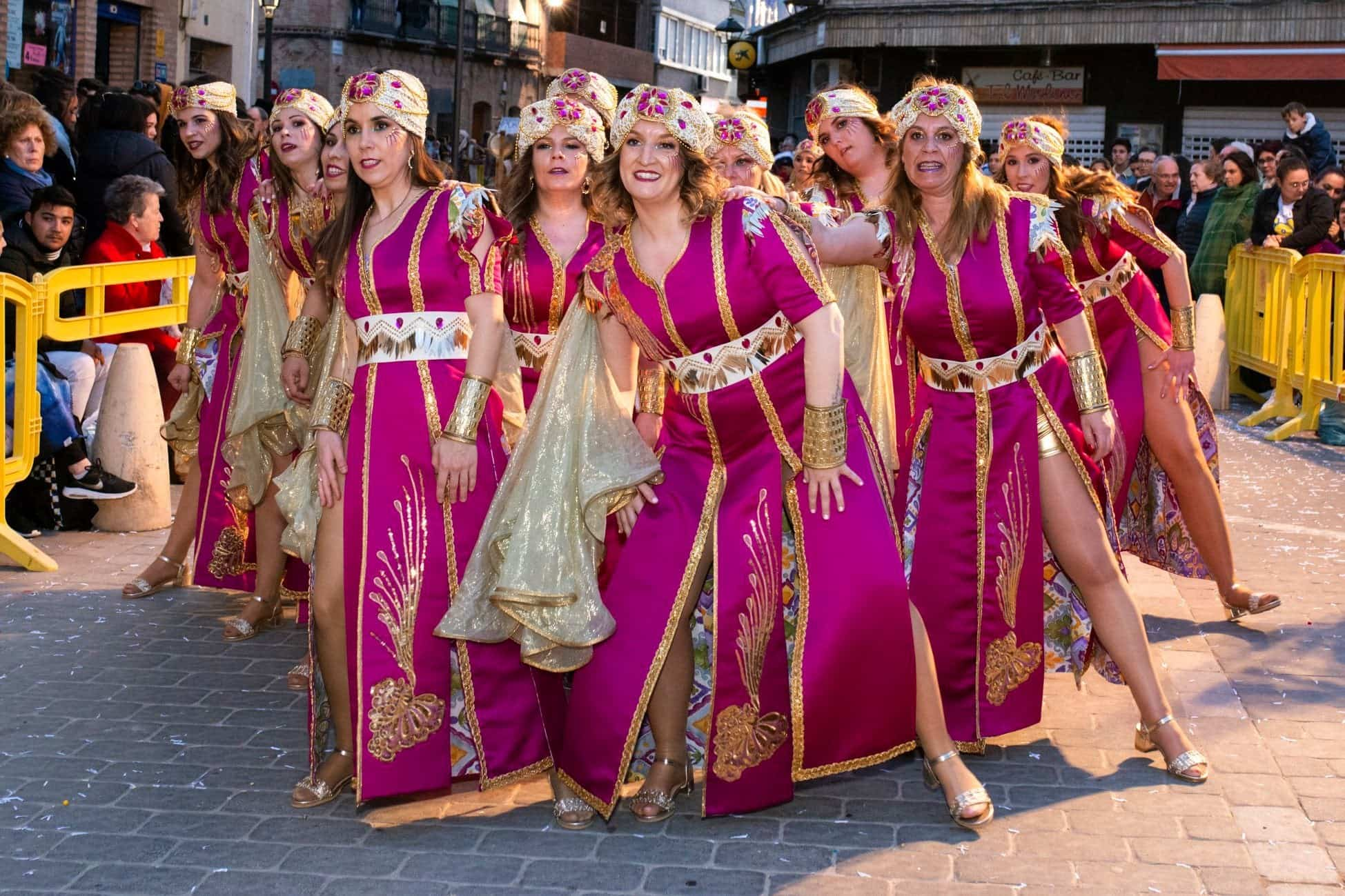Selección de fotografías del Ofertorio del Carnaval de Herencia 505