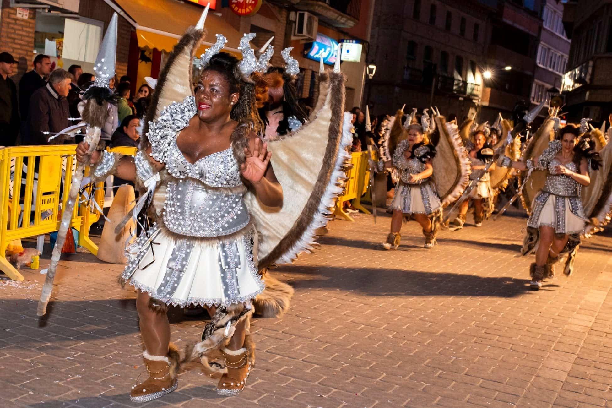Selección de fotografías del Ofertorio del Carnaval de Herencia 504