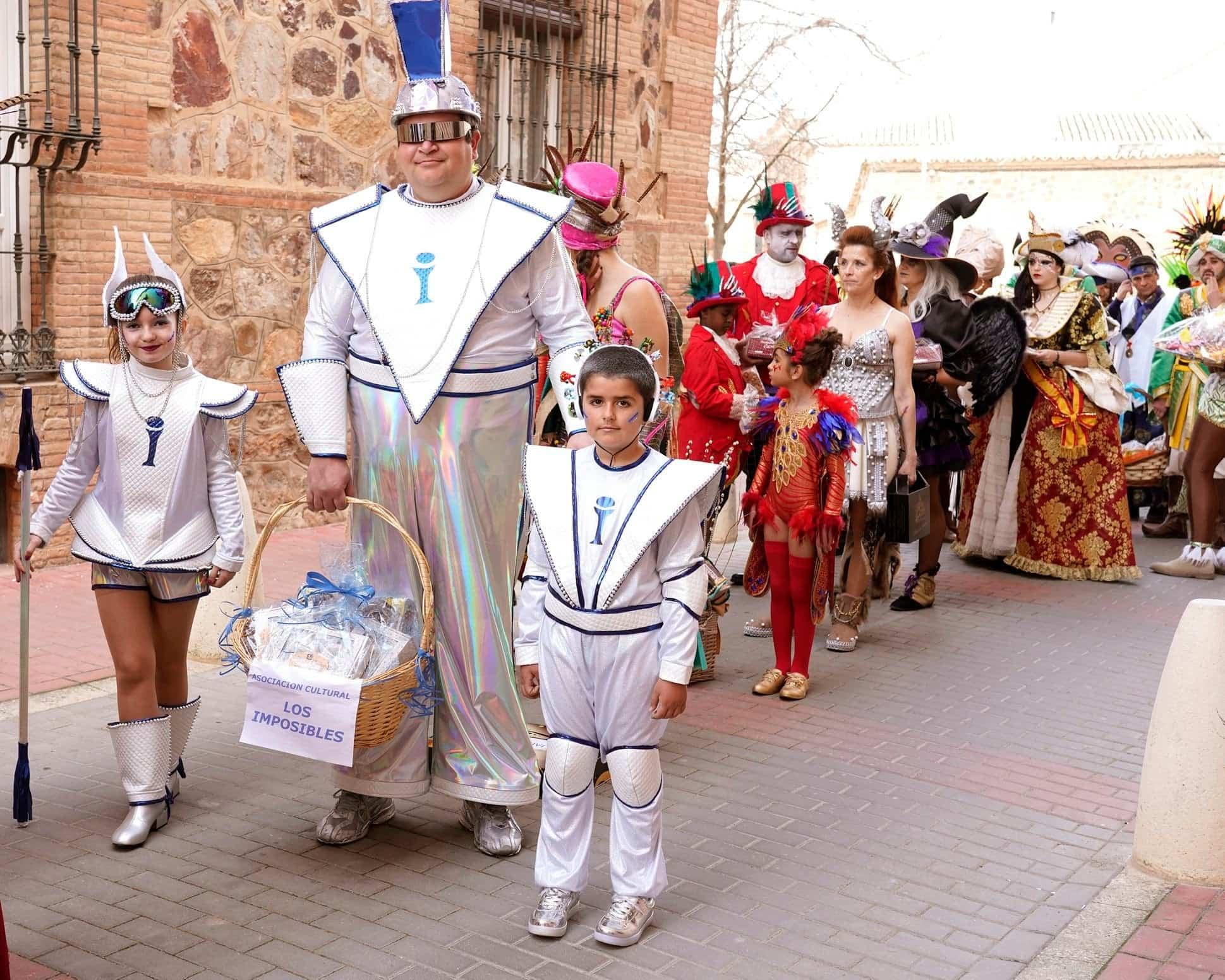 Selección de fotografías del Ofertorio del Carnaval de Herencia 503