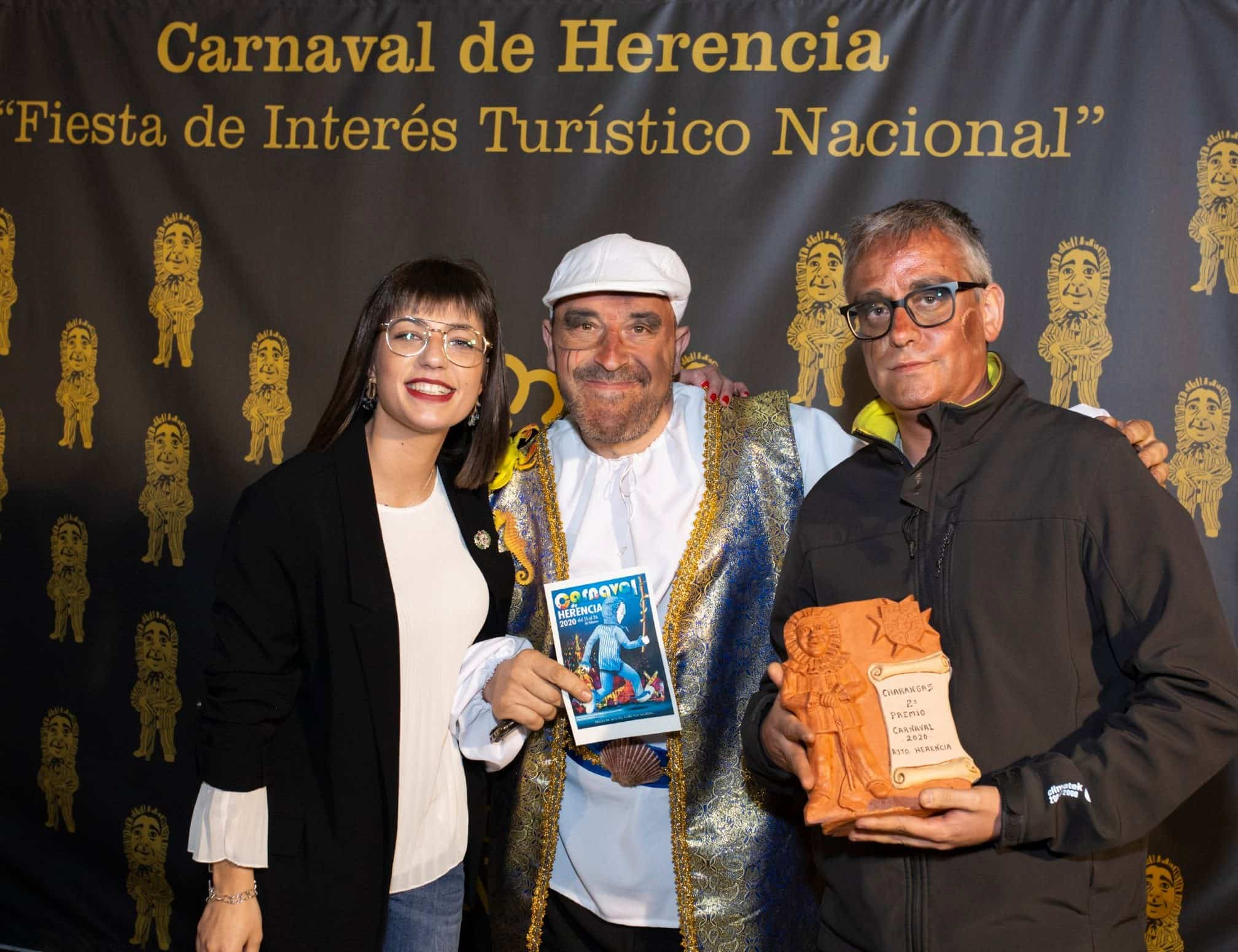 Selección de fotografías del Ofertorio del Carnaval de Herencia 501