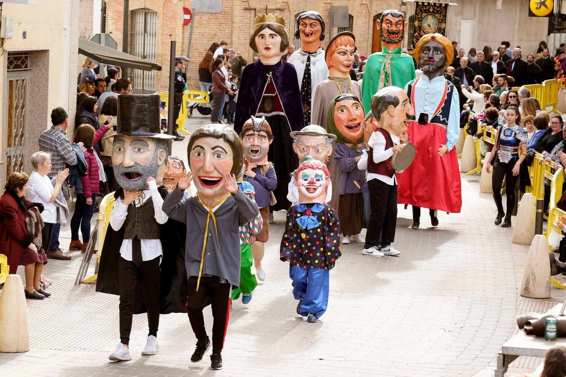 Selección de fotografías del Ofertorio del Carnaval de Herencia 499