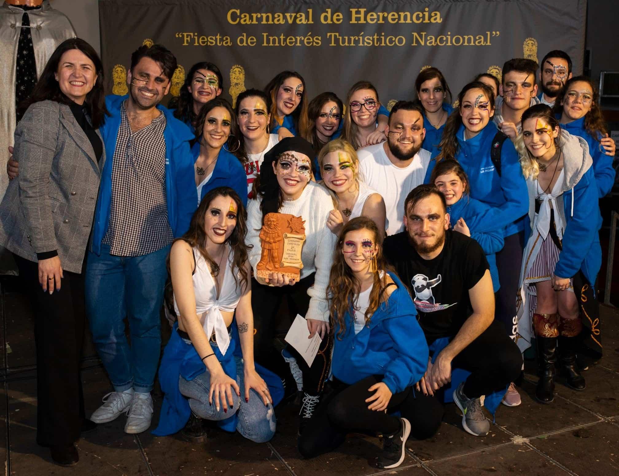 Selección de fotografías del Ofertorio del Carnaval de Herencia 498