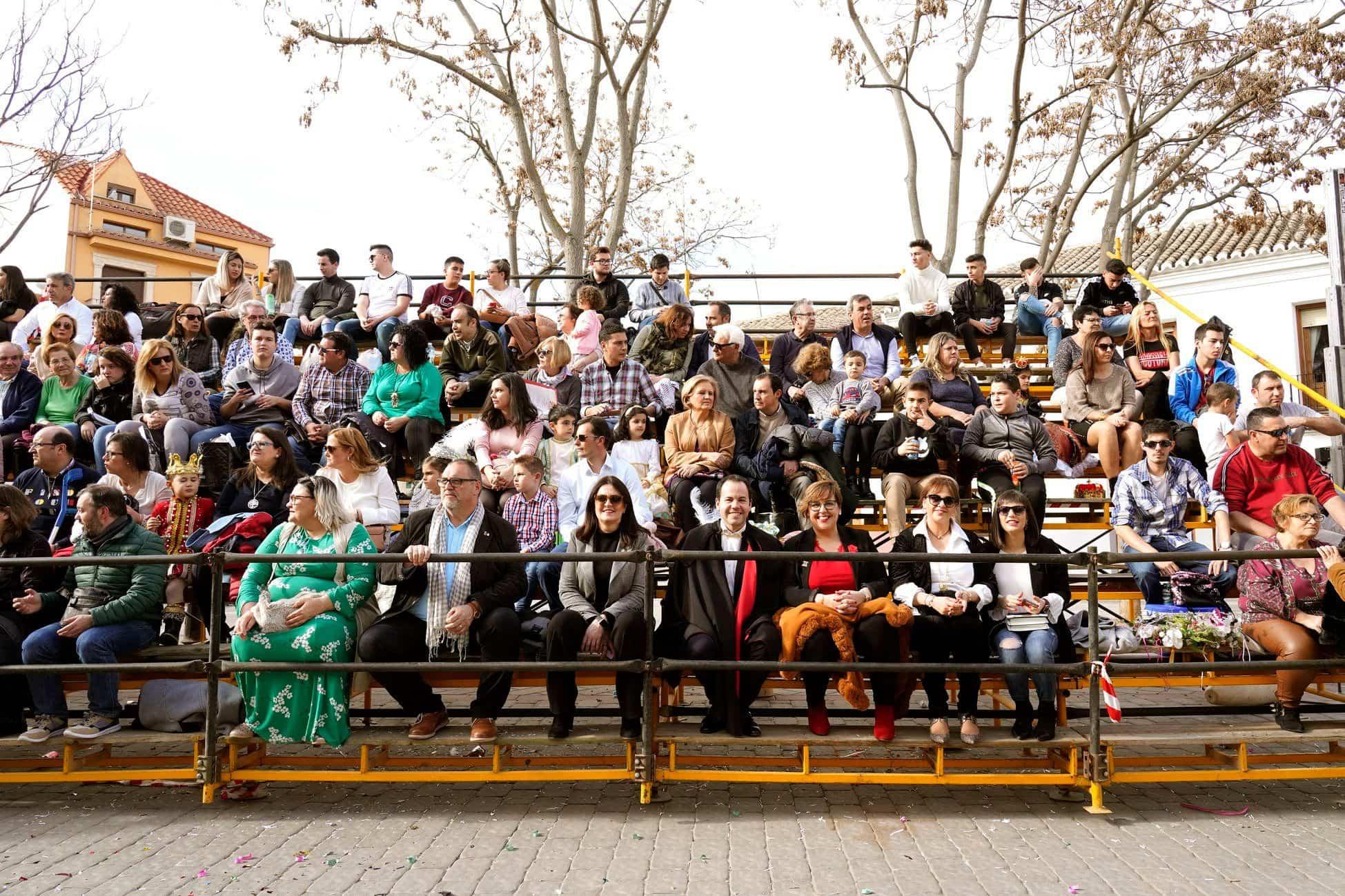 Selección de fotografías del Ofertorio del Carnaval de Herencia 496