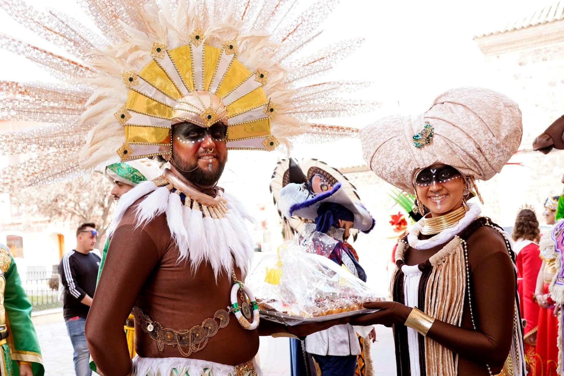 Selección de fotografías del Ofertorio del Carnaval de Herencia 495