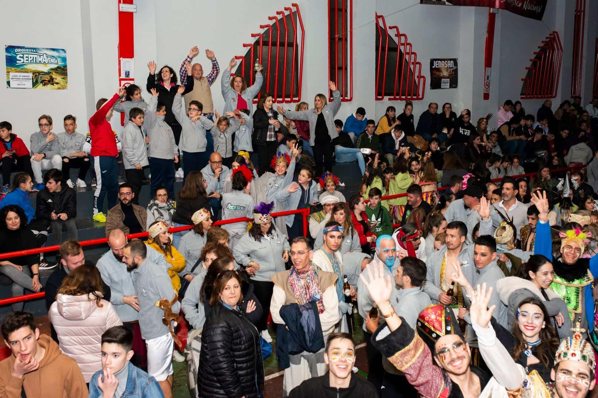 Carnaval de herencia 2020 ofertorio 68 - Selección de fotografías del Ofertorio del Carnaval de Herencia