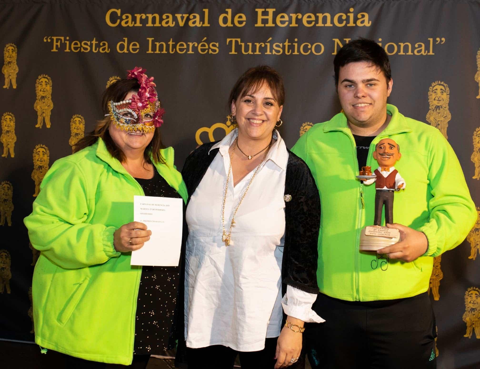 Selección de fotografías del Ofertorio del Carnaval de Herencia 492