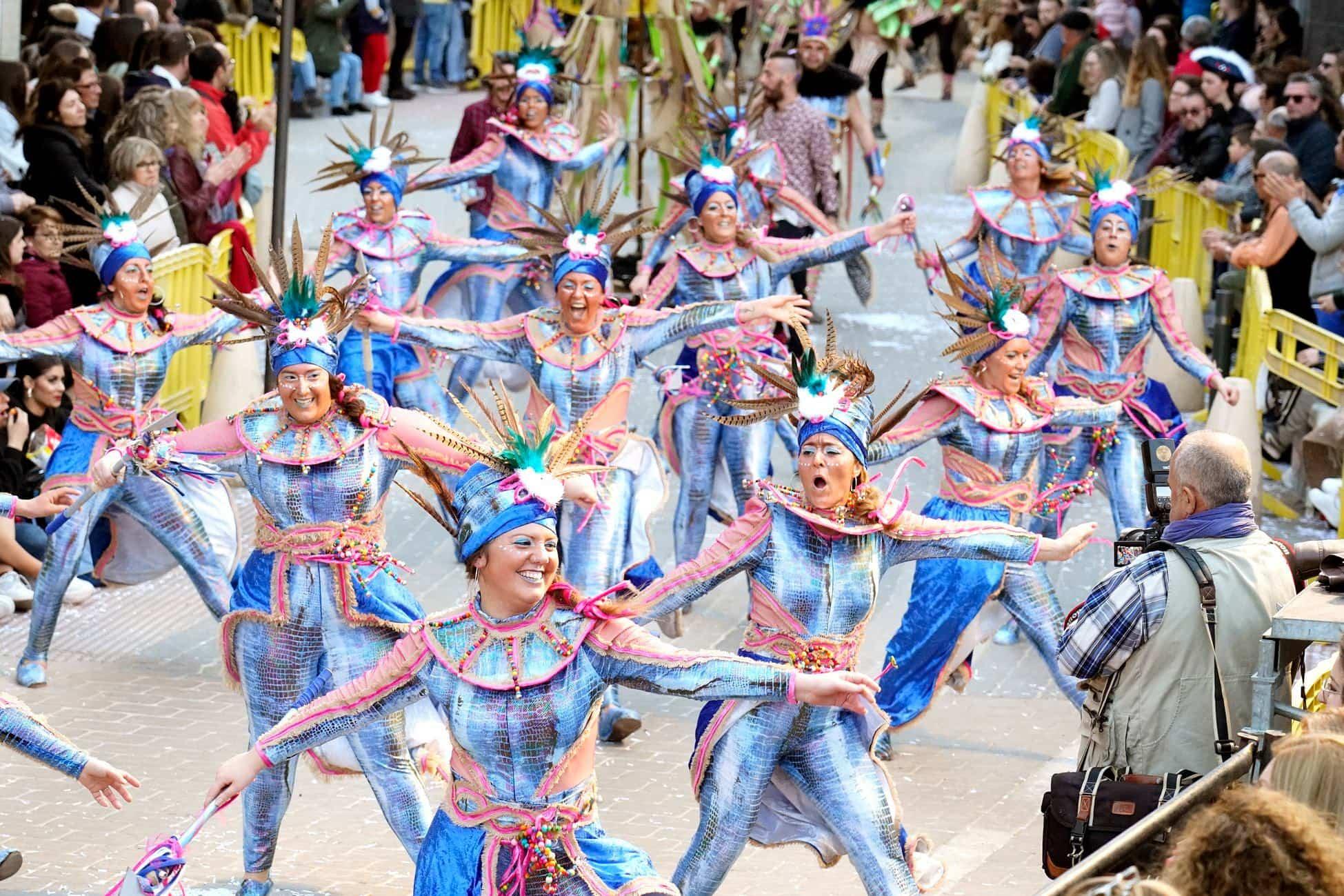 Selección de fotografías del Ofertorio del Carnaval de Herencia 490