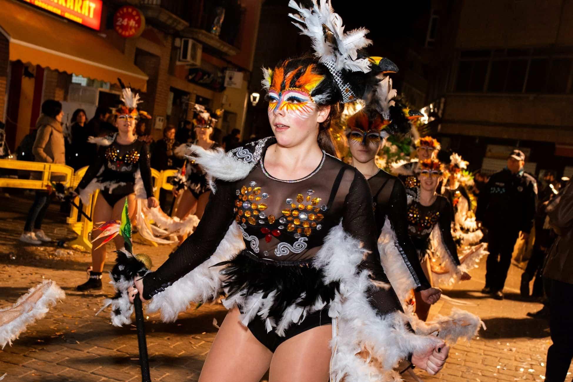 Selección de fotografías del Ofertorio del Carnaval de Herencia 489