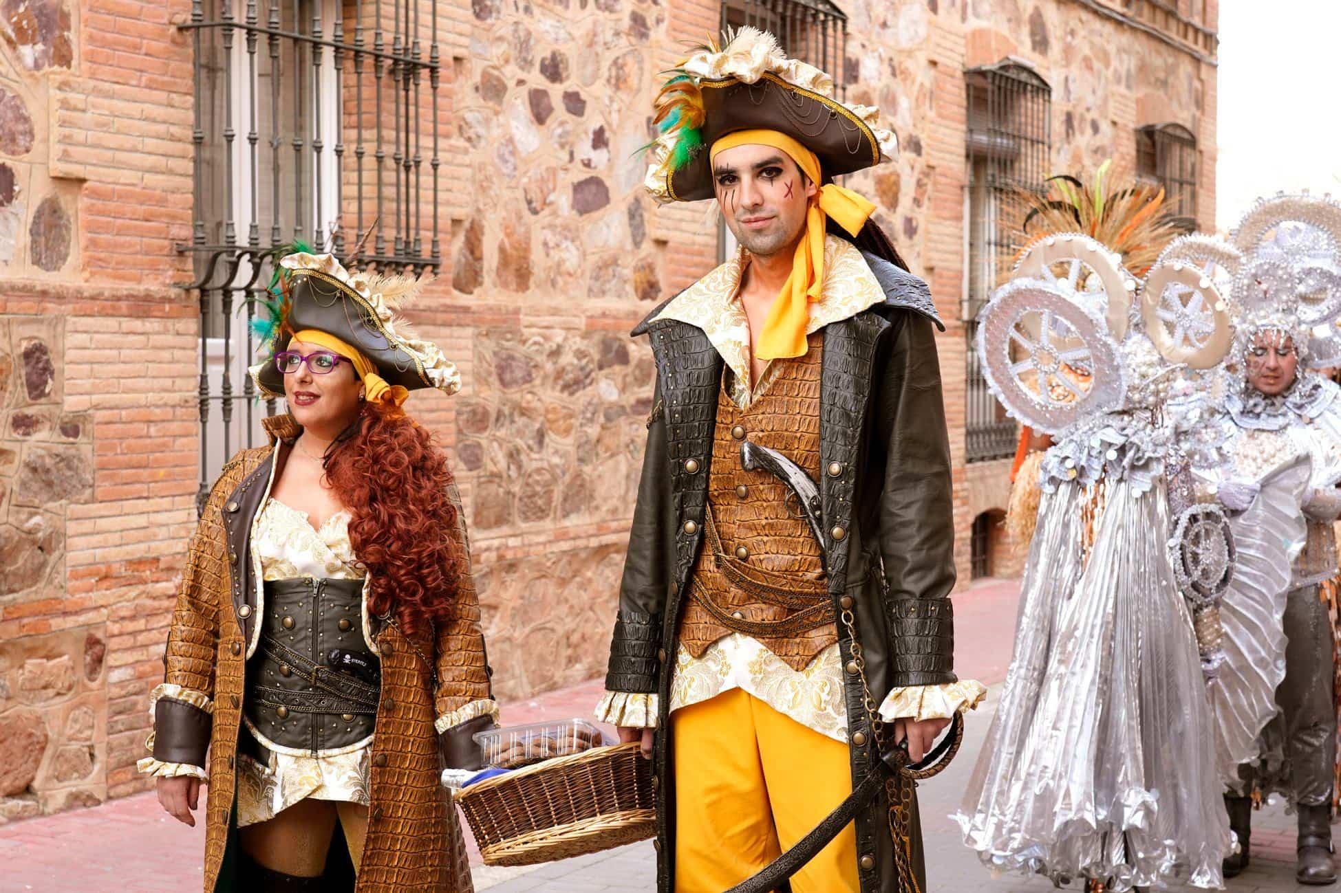 Selección de fotografías del Ofertorio del Carnaval de Herencia 488