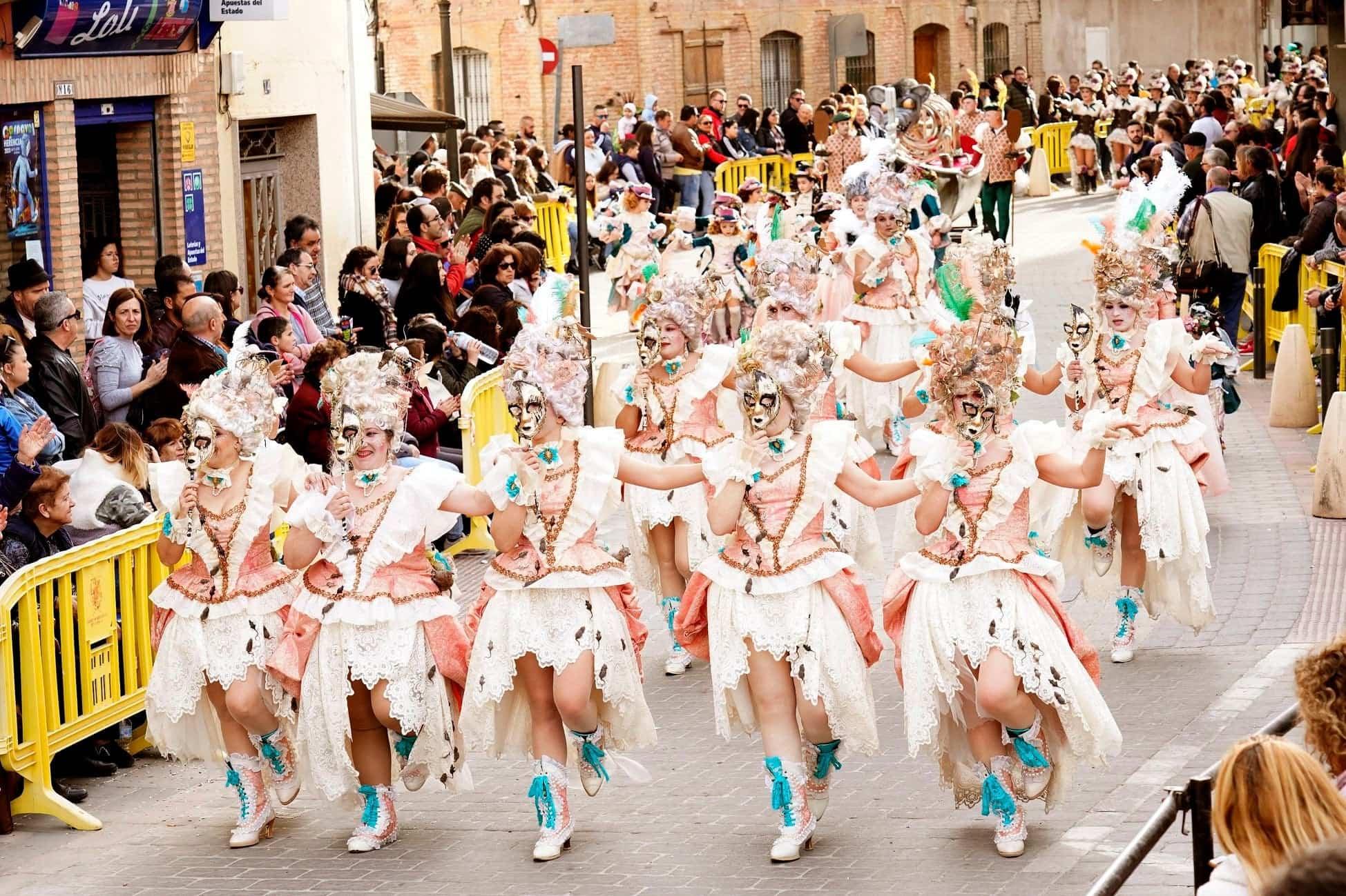 Selección de fotografías del Ofertorio del Carnaval de Herencia 487