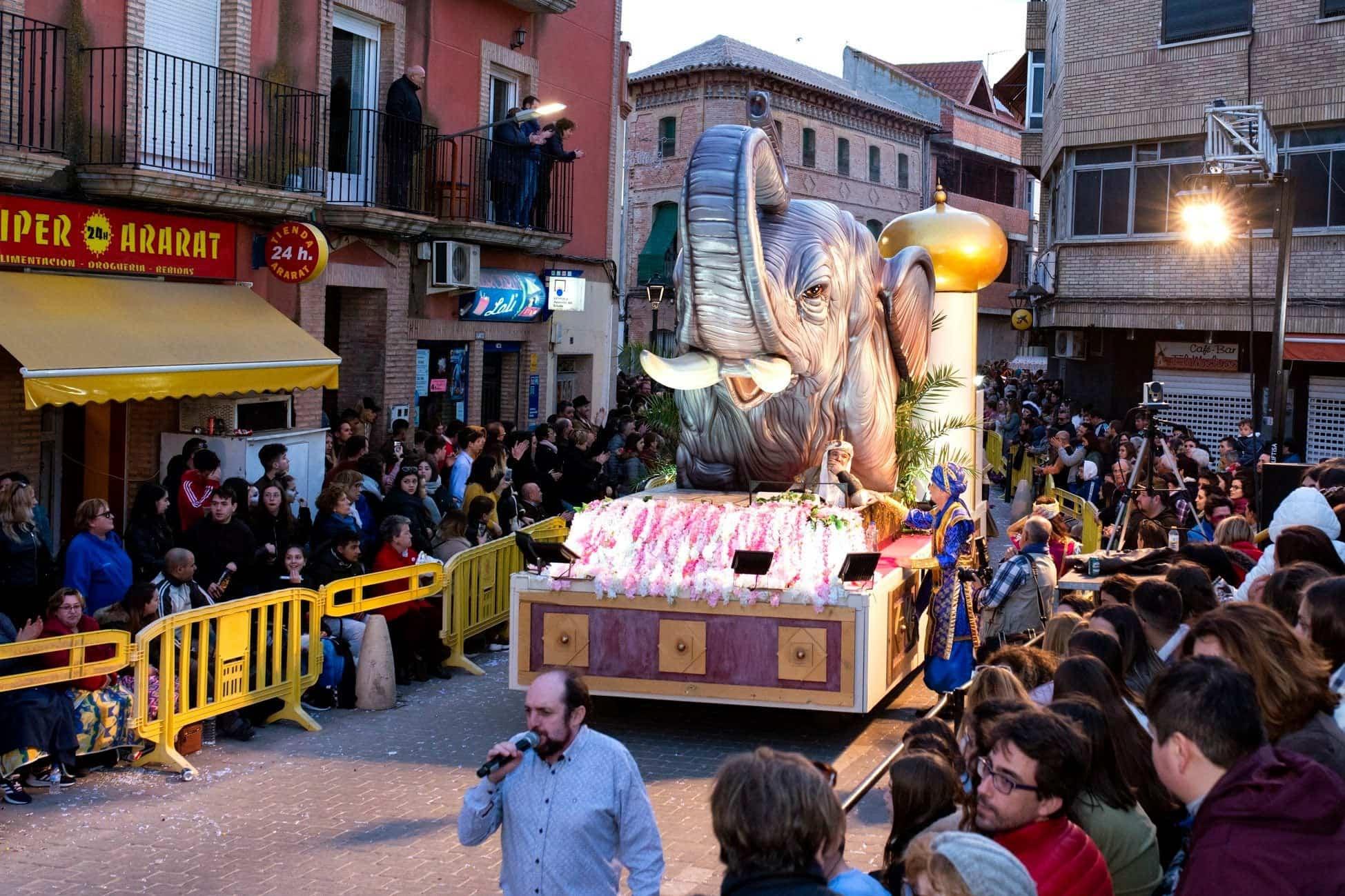 Selección de fotografías del Ofertorio del Carnaval de Herencia 486