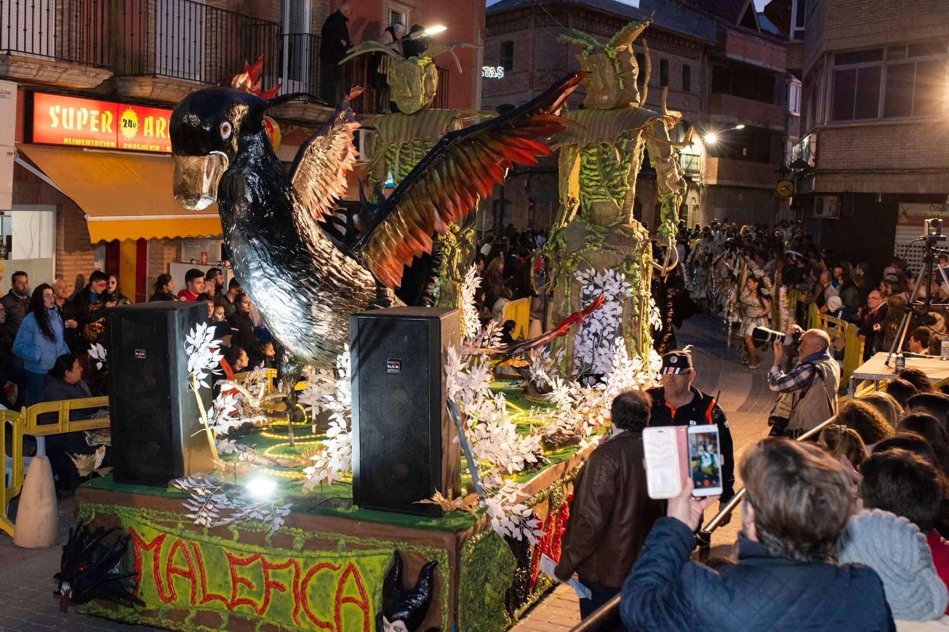 Selección de fotografías del Ofertorio del Carnaval de Herencia 484
